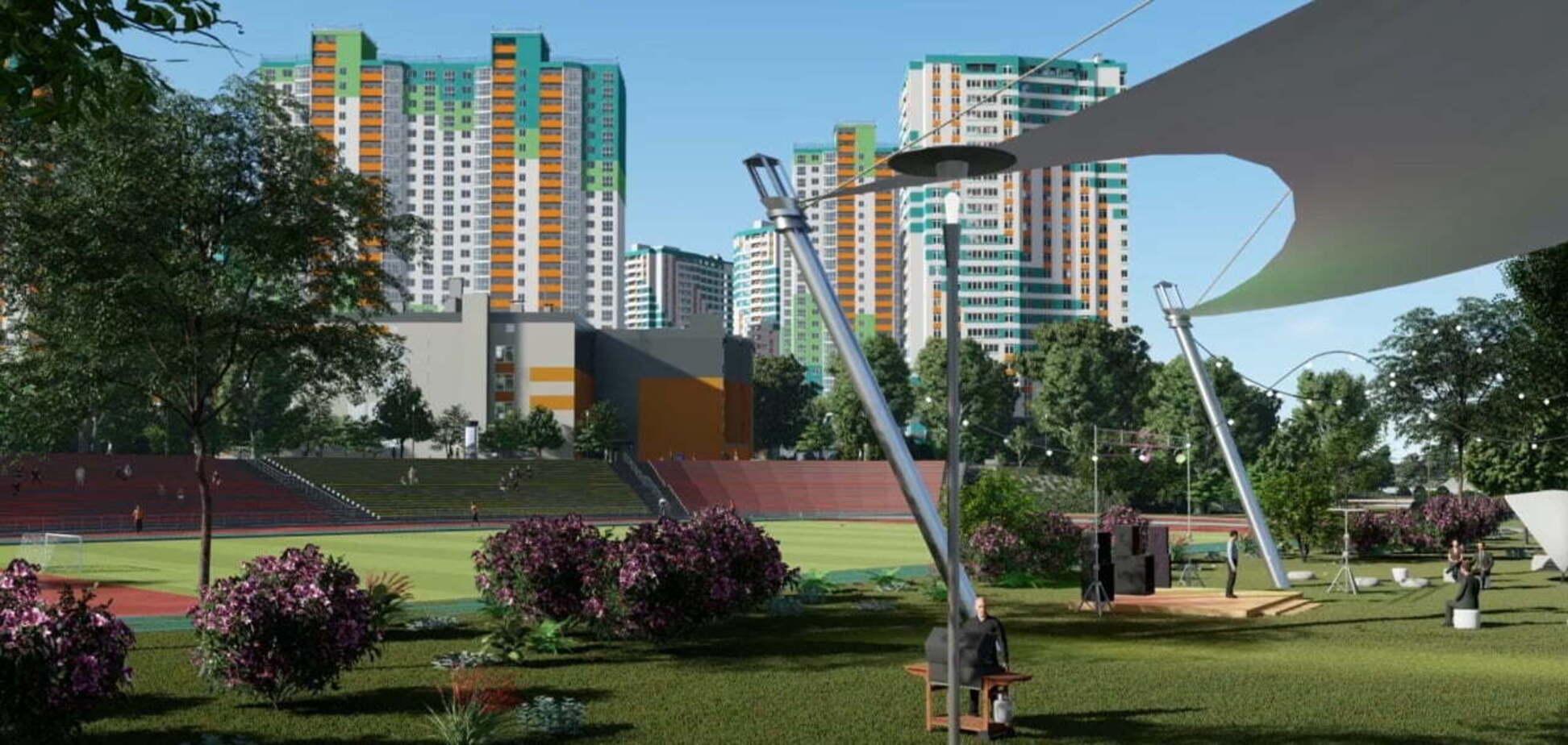 Київський забудовник Stolitsa Grоup хоче побудувати підстанцію для приєднання ЖК 'Патріотика на озерах'
