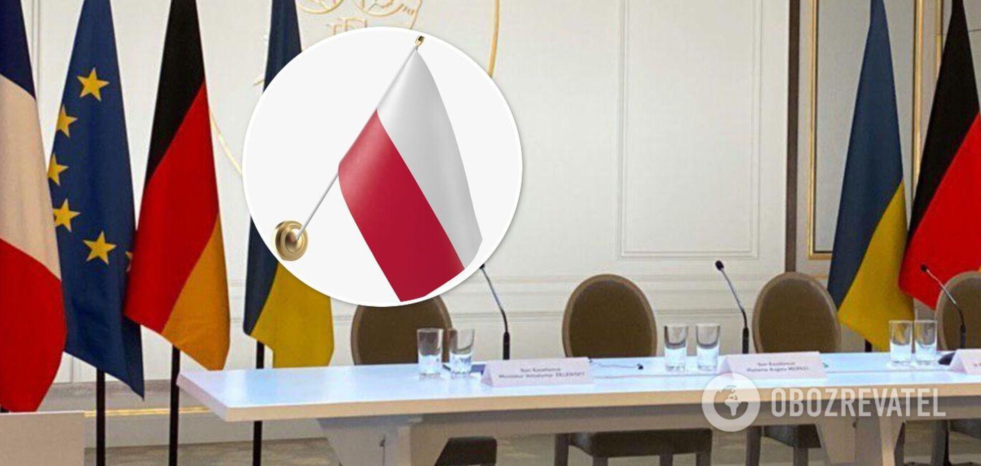 Резников: в 'нормандский формат' могут привлечь страну-соседку Украины