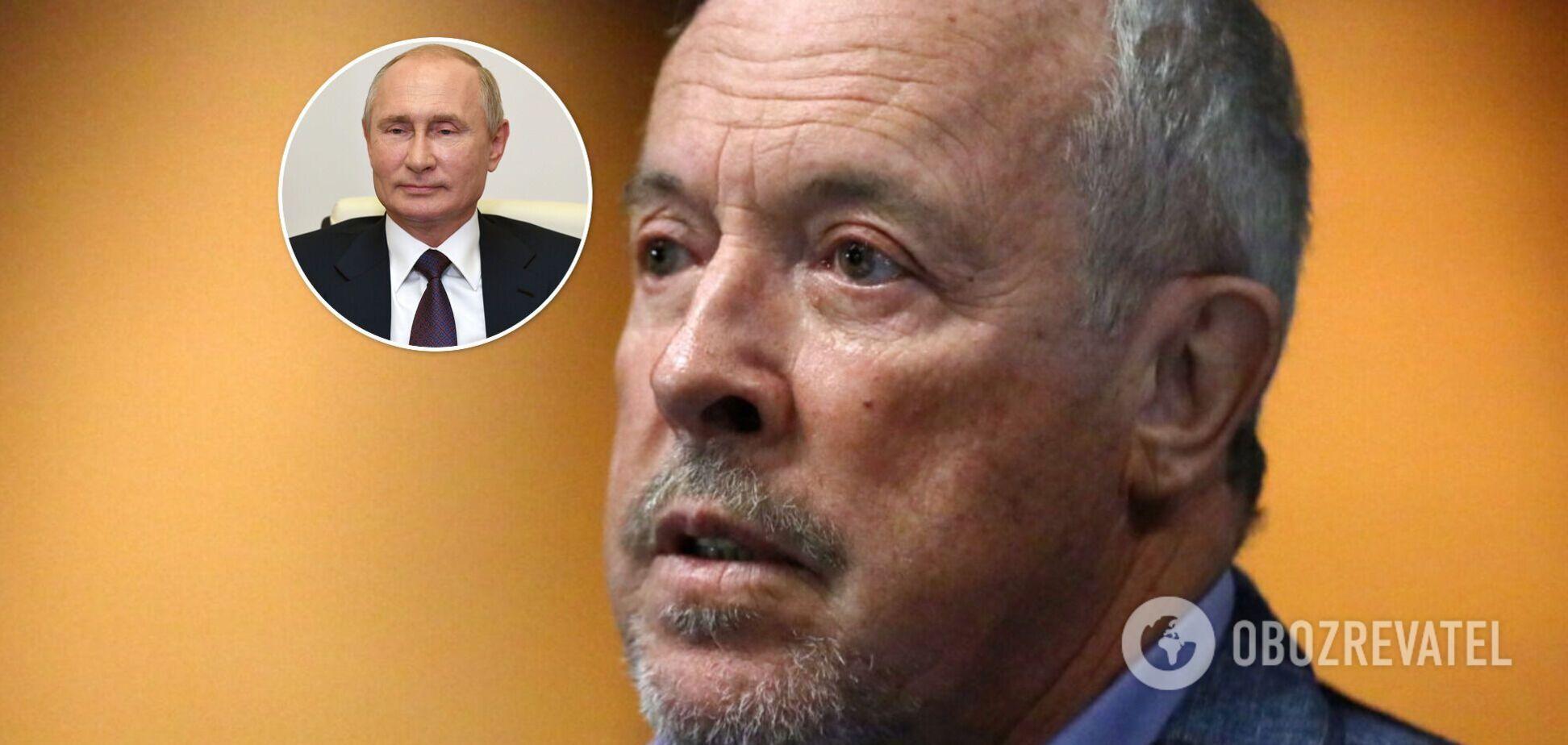 Макаревич о Путине: за один день заставил себя ненавидеть