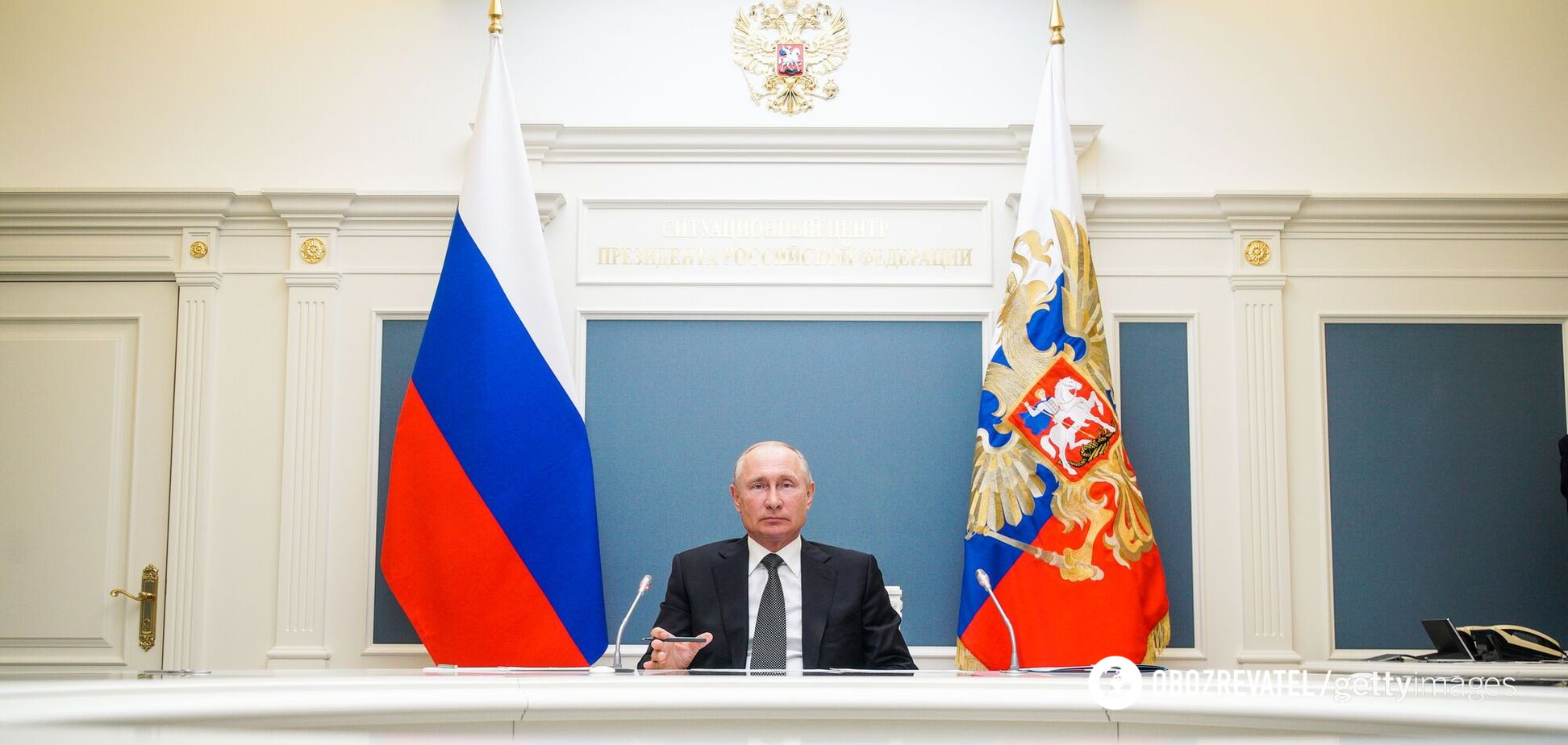 Володимир Путін міг стати другом для кожного росіянина