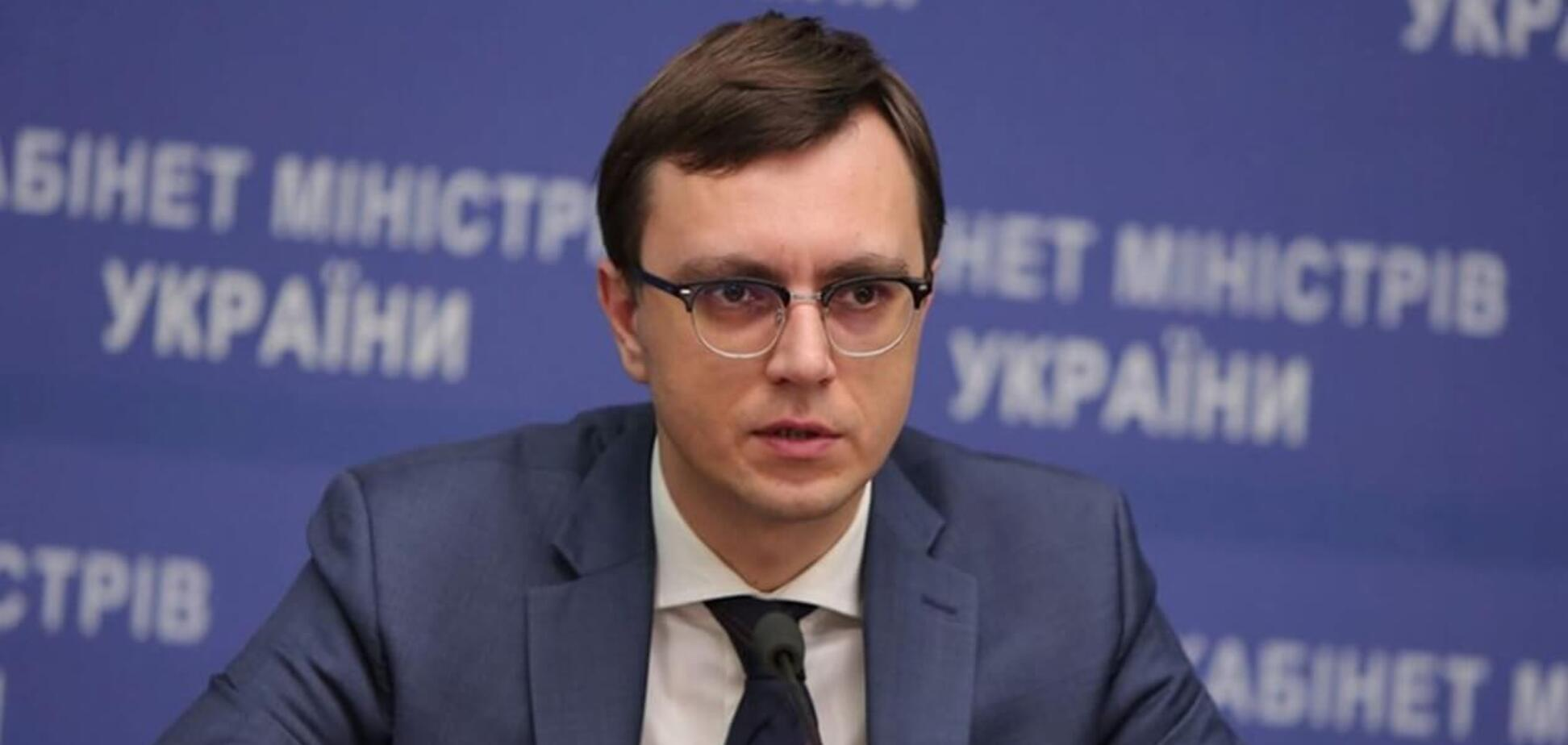 Владимир Омелян призвал Сергея Лещенко обнародовать факты коррупции на 'Укрзалізниці'