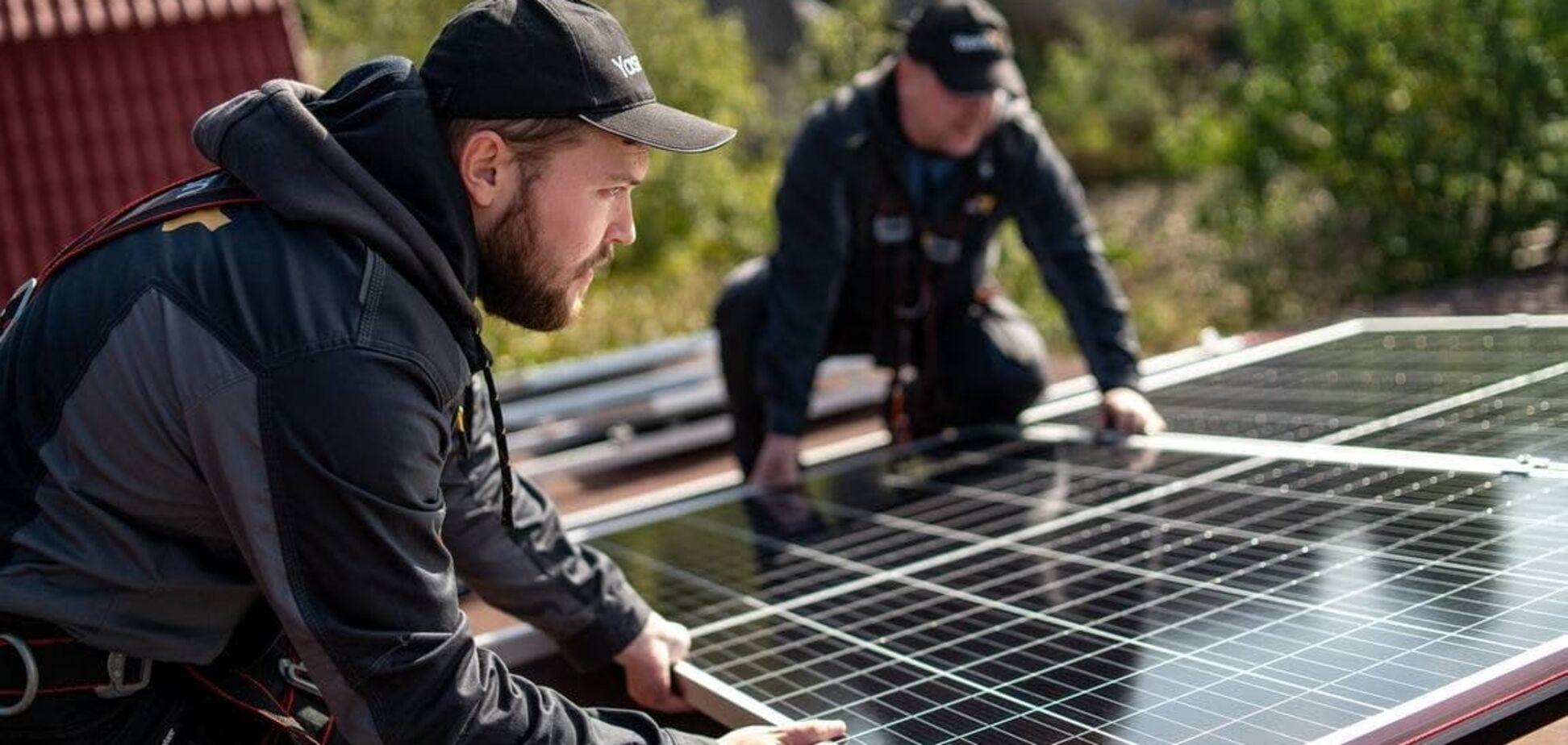 Постачальник YASNO допомагає зменшувати кількість викидів СО2 на 300 тисяч тон щороку