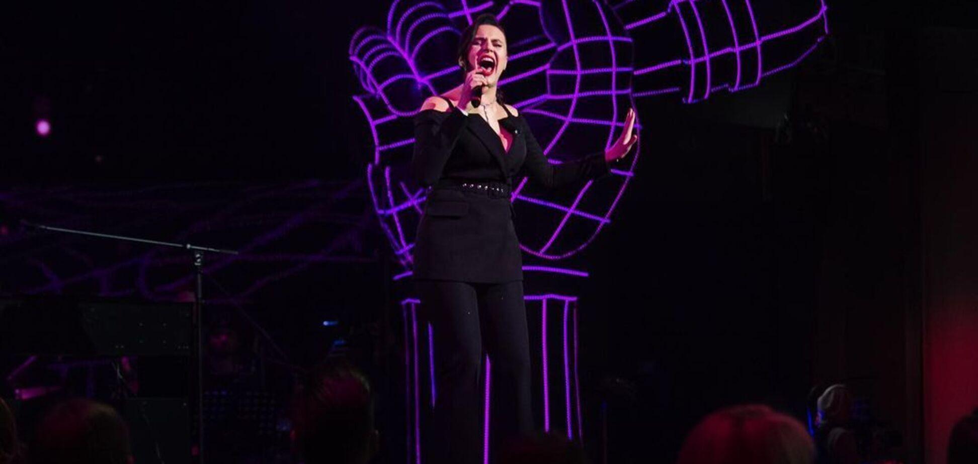 Мила Нитич зажгла на сцене шоу 'Голос країни-11'. Видео