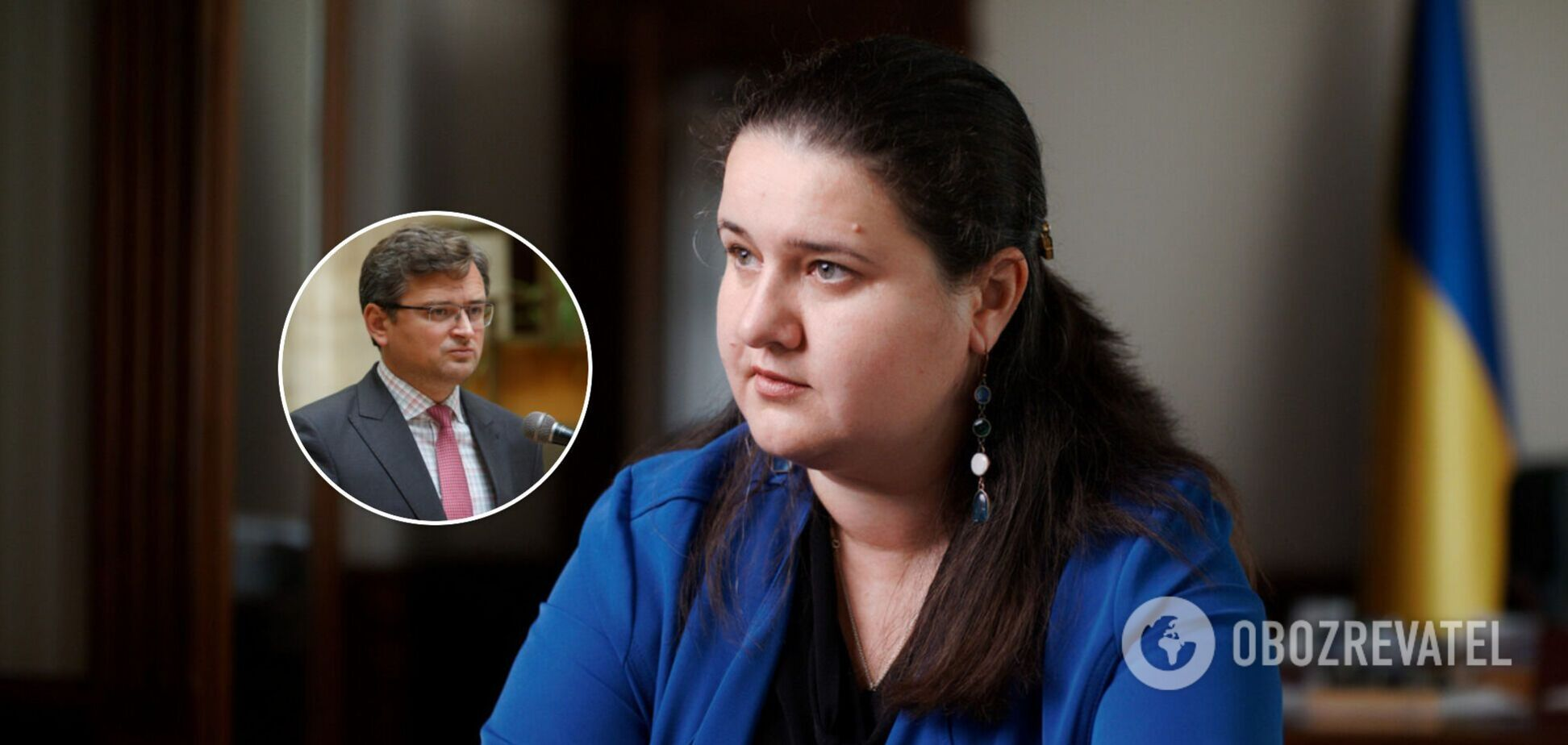 Кулеба прокомментировал процесс назначения Маркаровой послом Украины в США