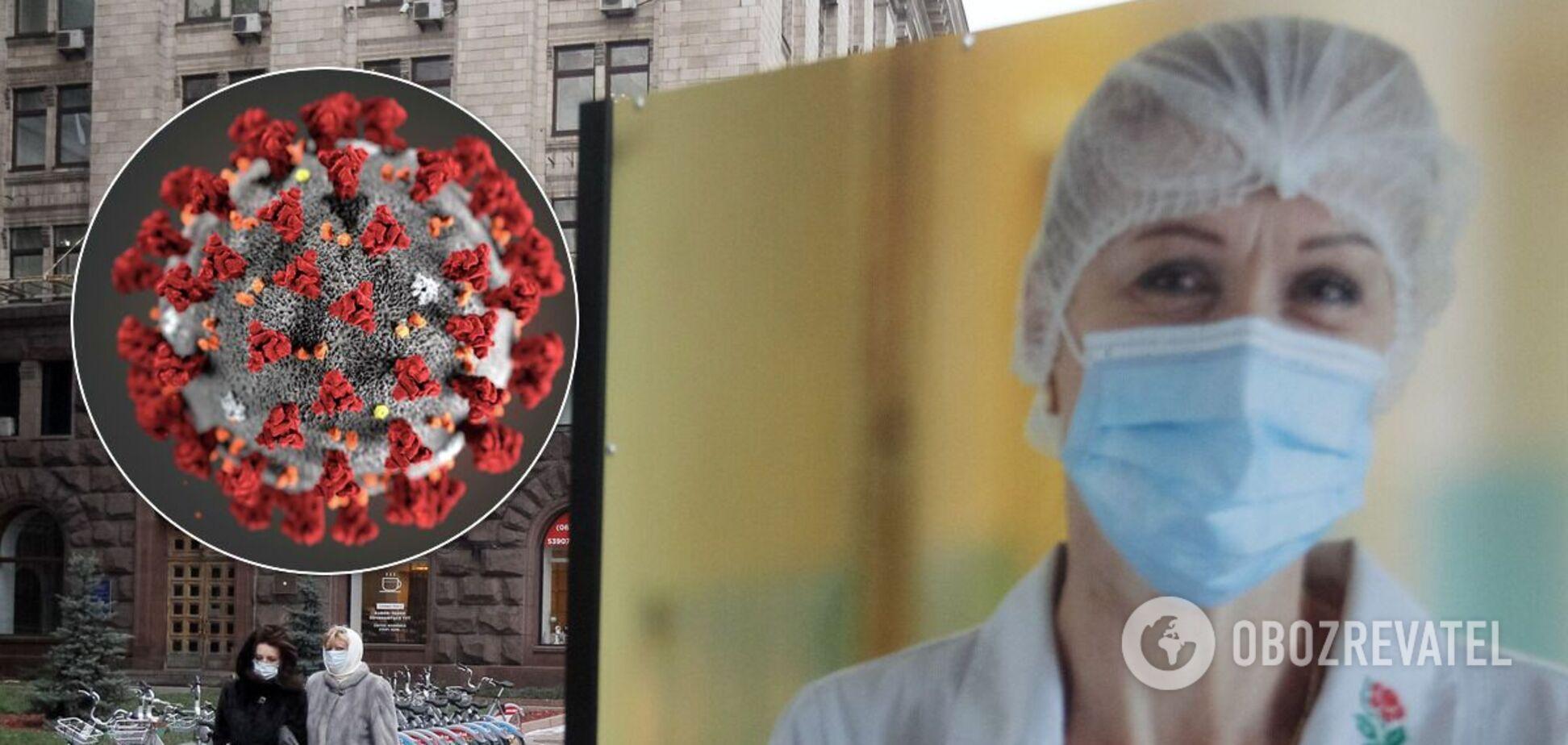 Епідемія коронавірусу в Україні може піти за двома сценаріями