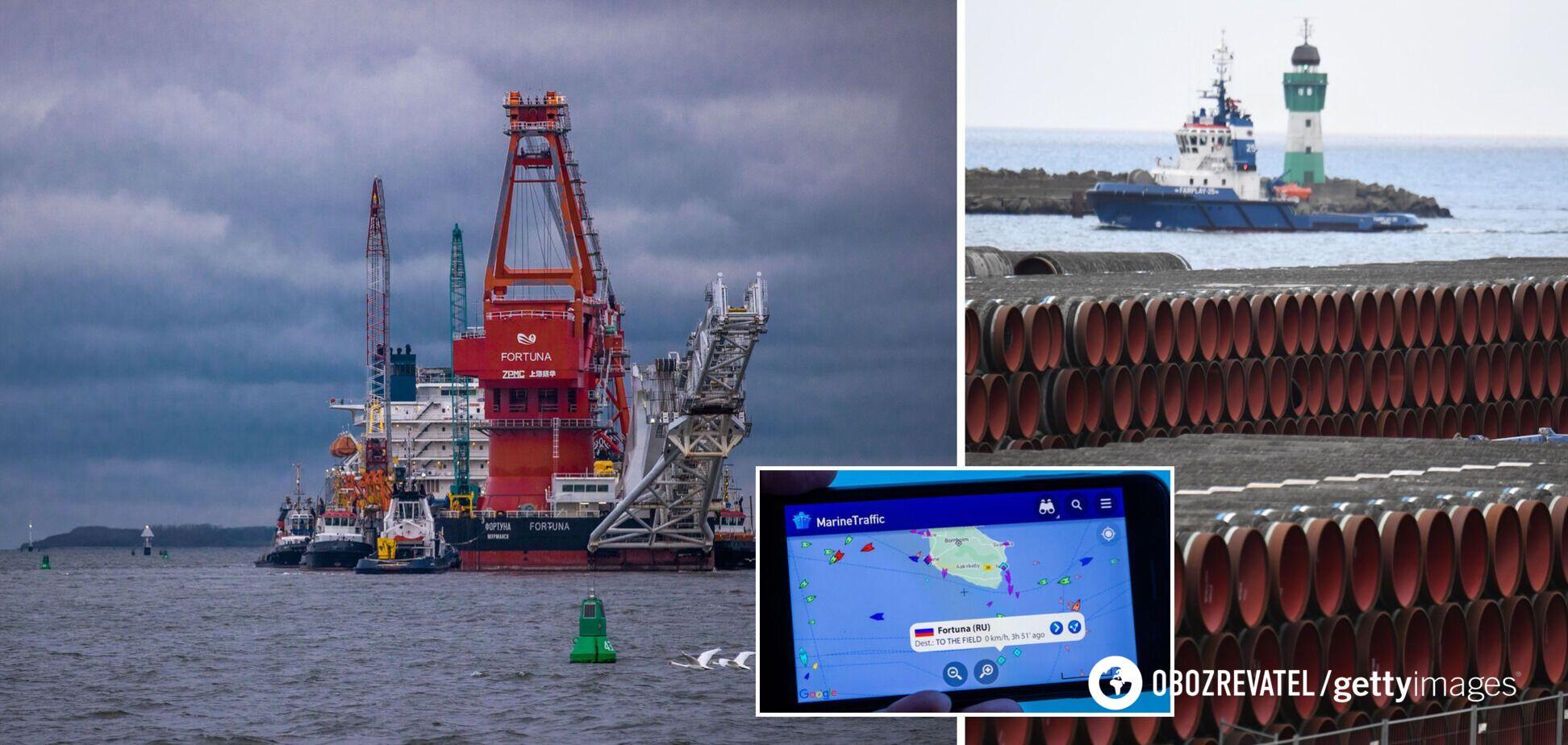 Німецькі екологи розповіли про свої цілі після подачі позову проти 'Північного потоку-2'