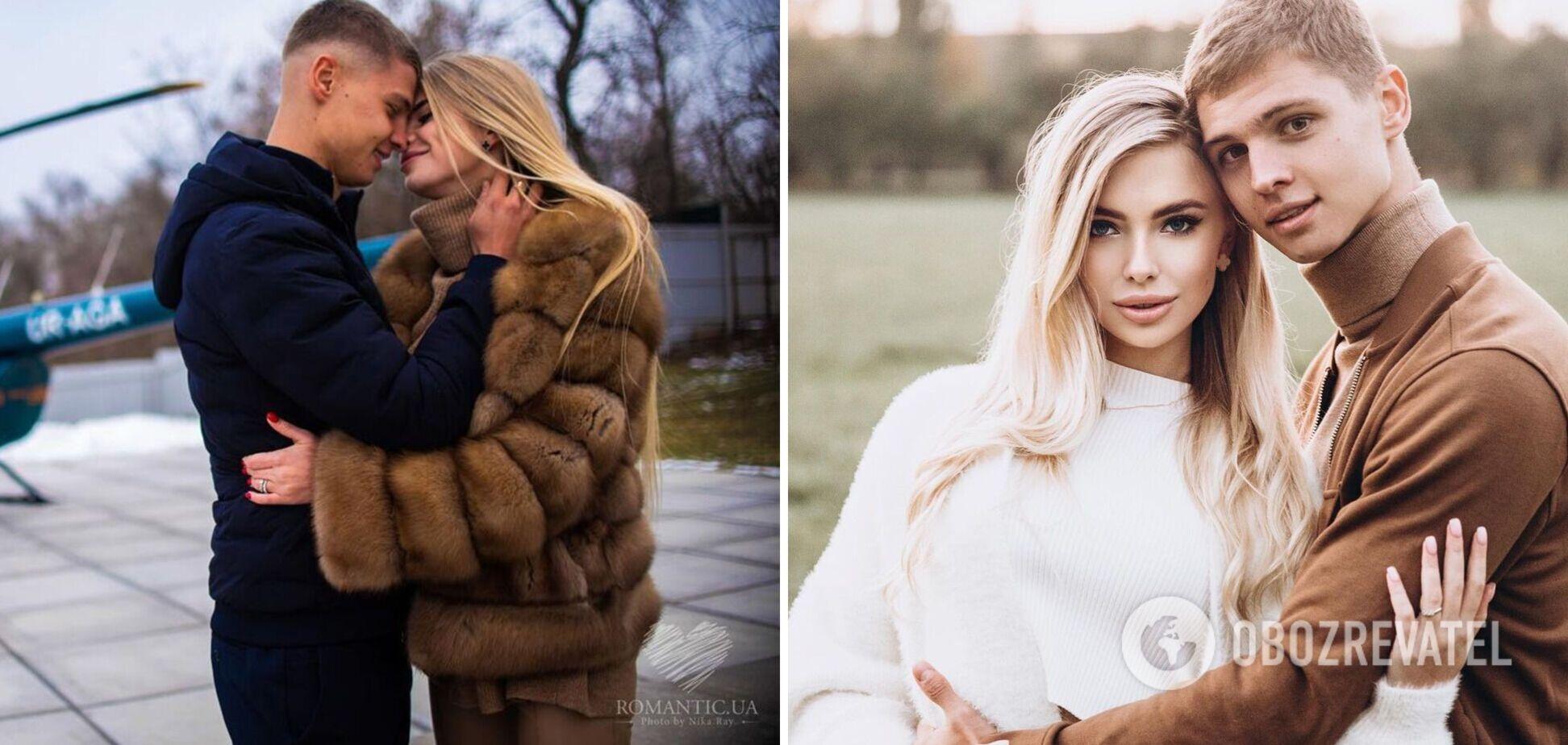 Валерий Бондарь и Даша Савина