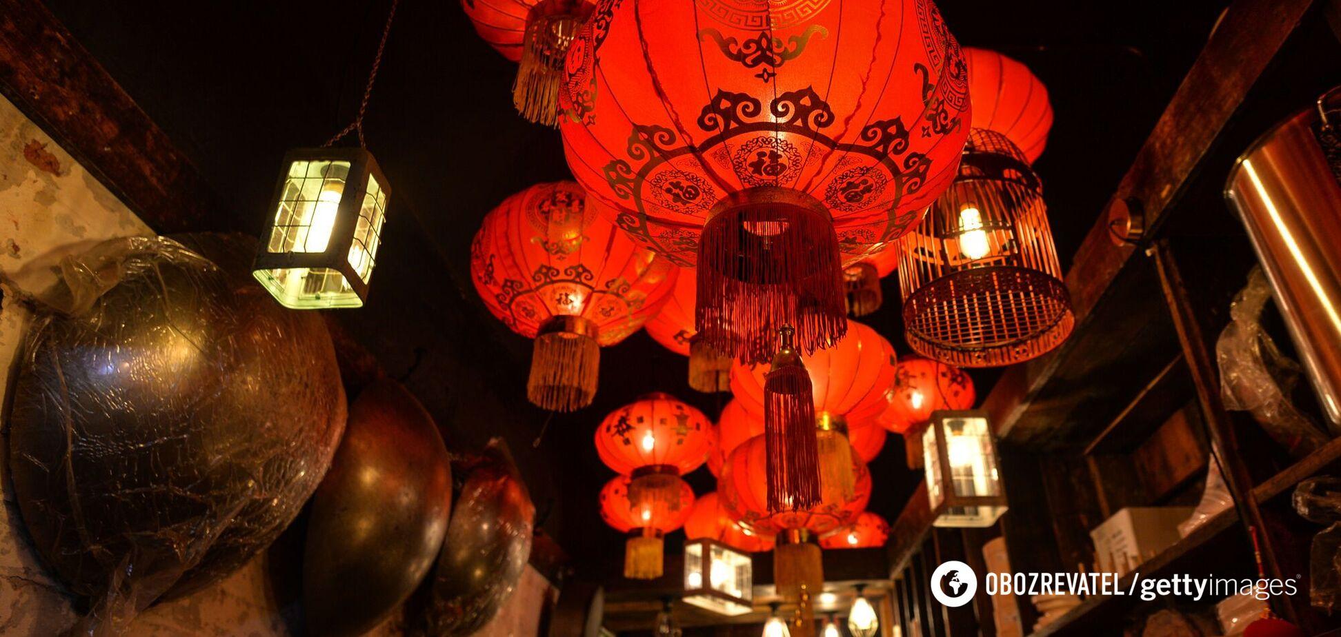 Китайский Новый год: не говорите слов 'не' и 'четыре'