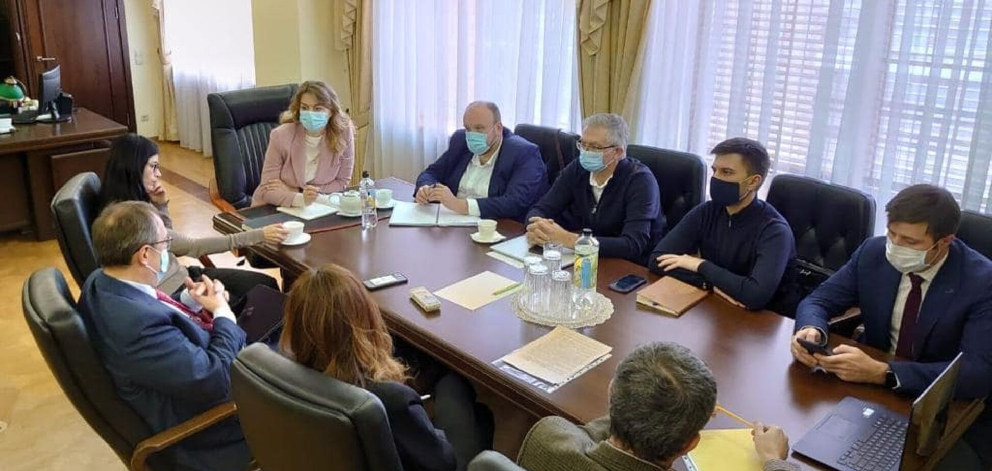 В Украине усилят контроль над выявлением фальсификата: проведено совещание