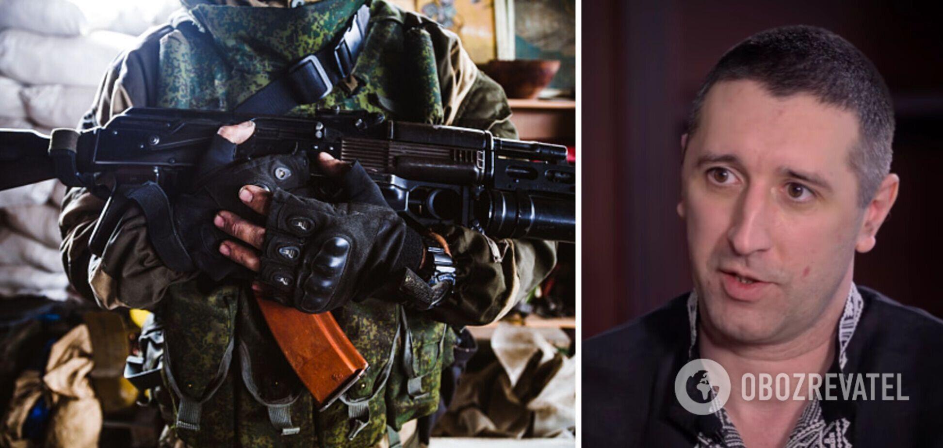 Бутусов зняв фільм про ліквідаторів 'Гіві'