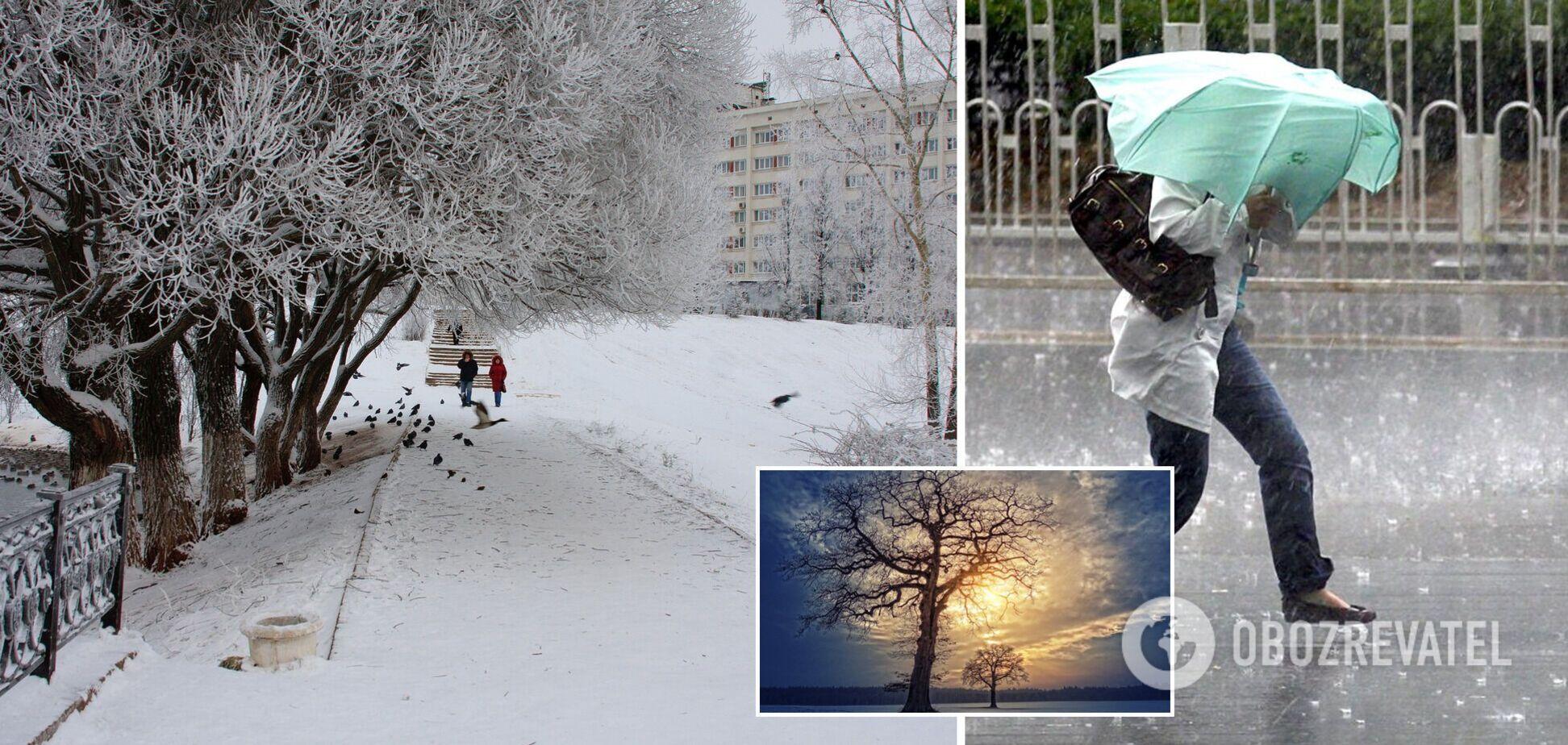 Зимова погода триватиме до середини березня