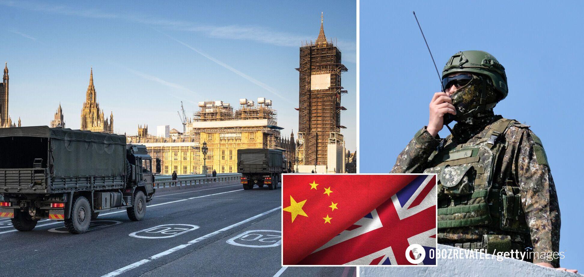 В Британии ученых заподозрили в передаче военных технологий Китаю – Times