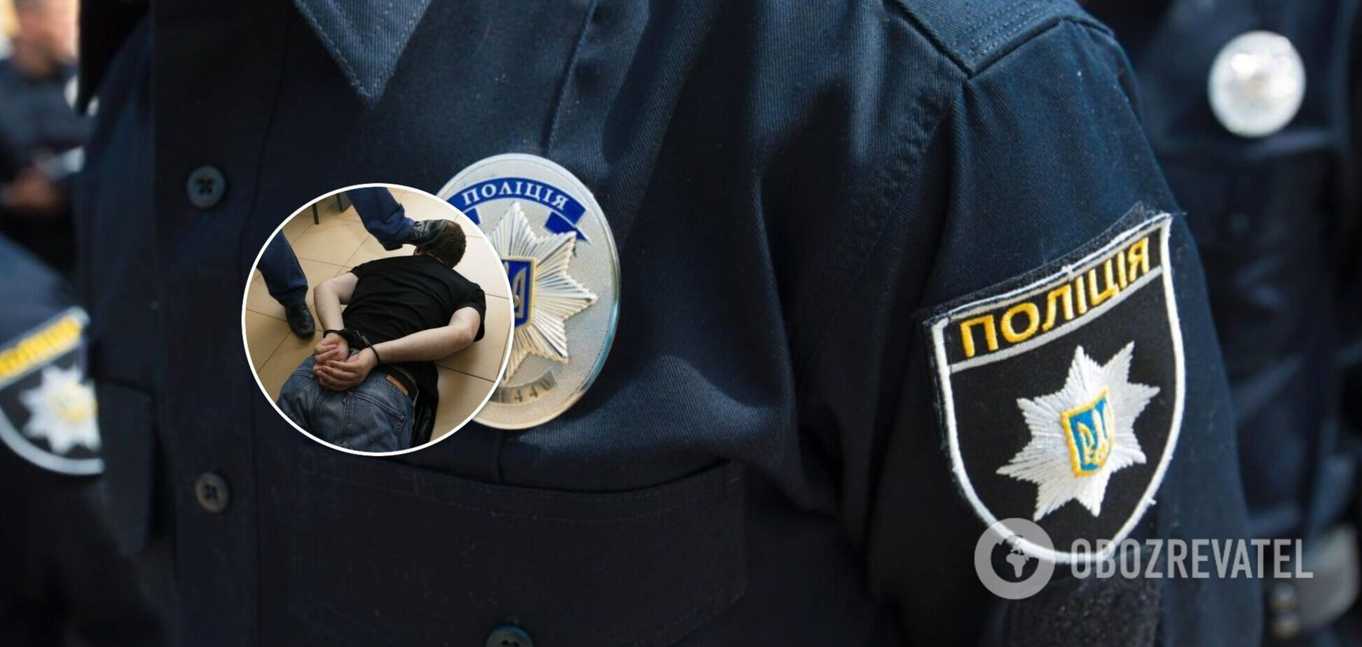 На Черкащині поліцейських звинуватили в катуванні, розпочато розслідування