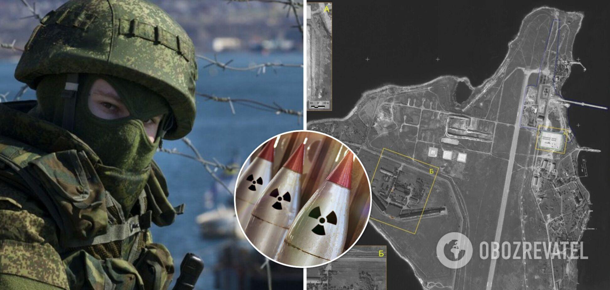 Россия построила в Крыму военные базы для ядерного оружия – расследование