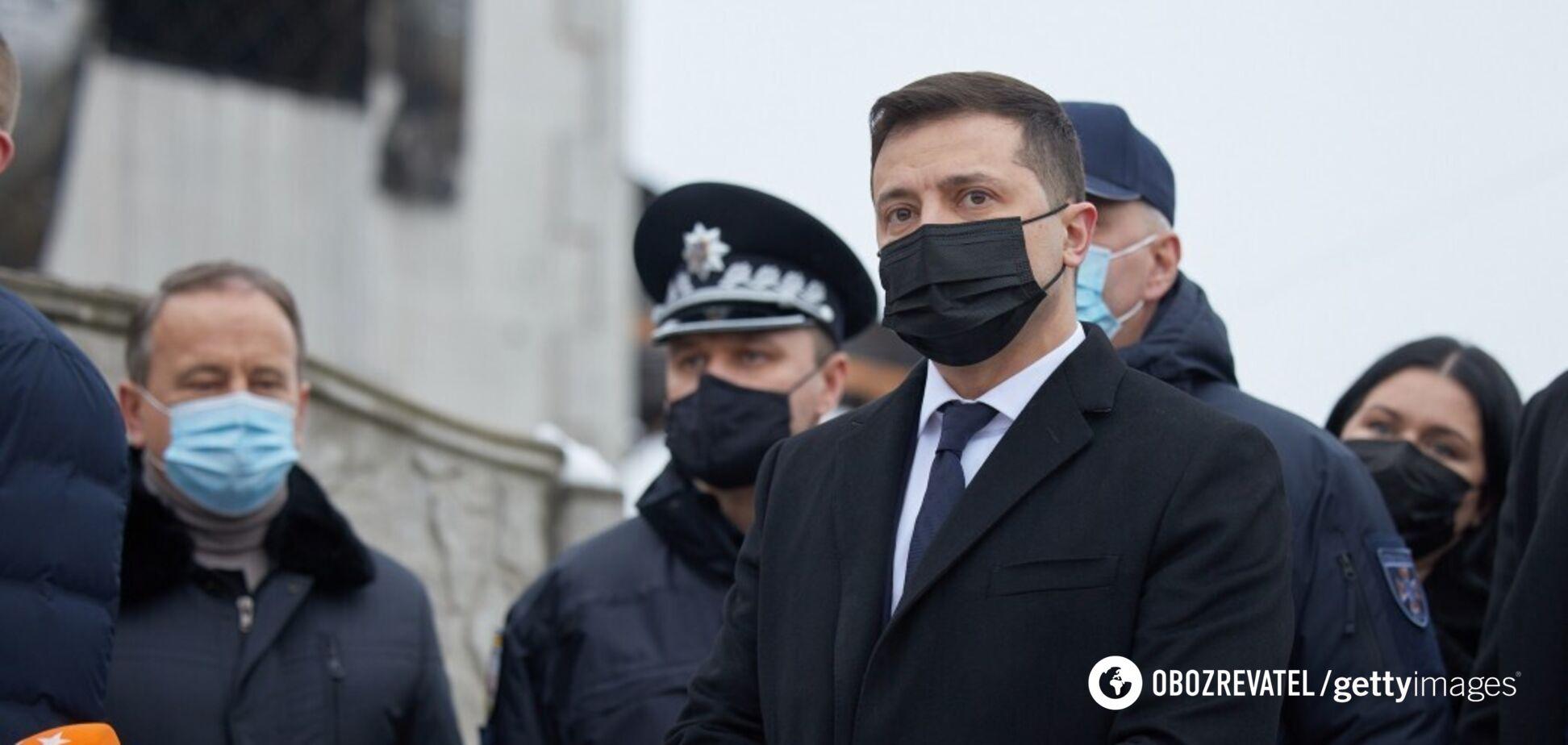 Зеленський заговорив про скасування карантину в Україні