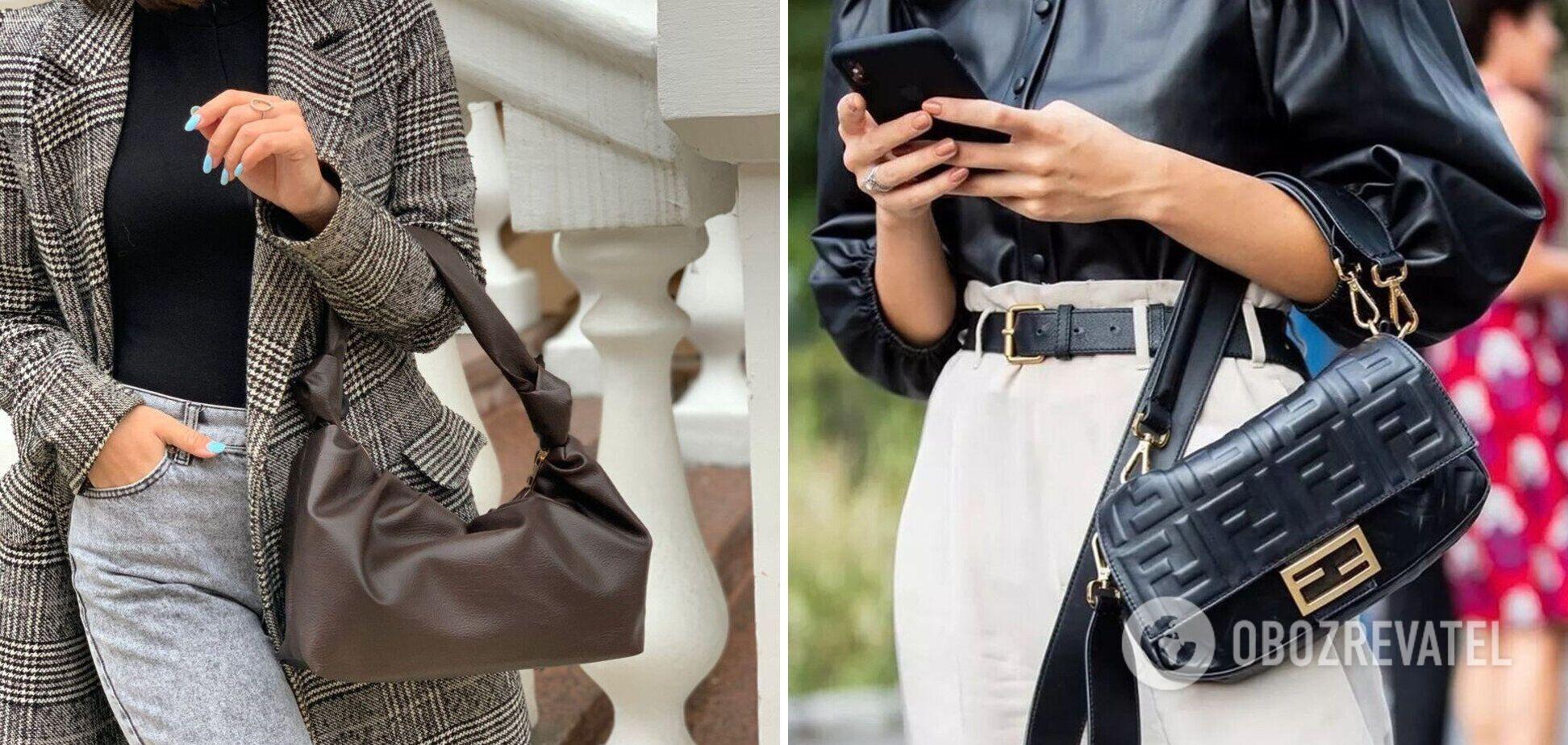 Модные сумки 2021: стилист назвала трендовые варианты