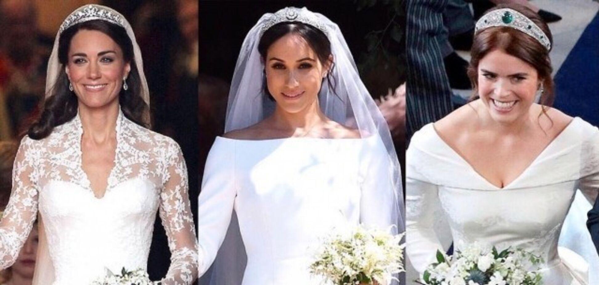 Королевские свадьбы - редкие кадры появились в Instagram