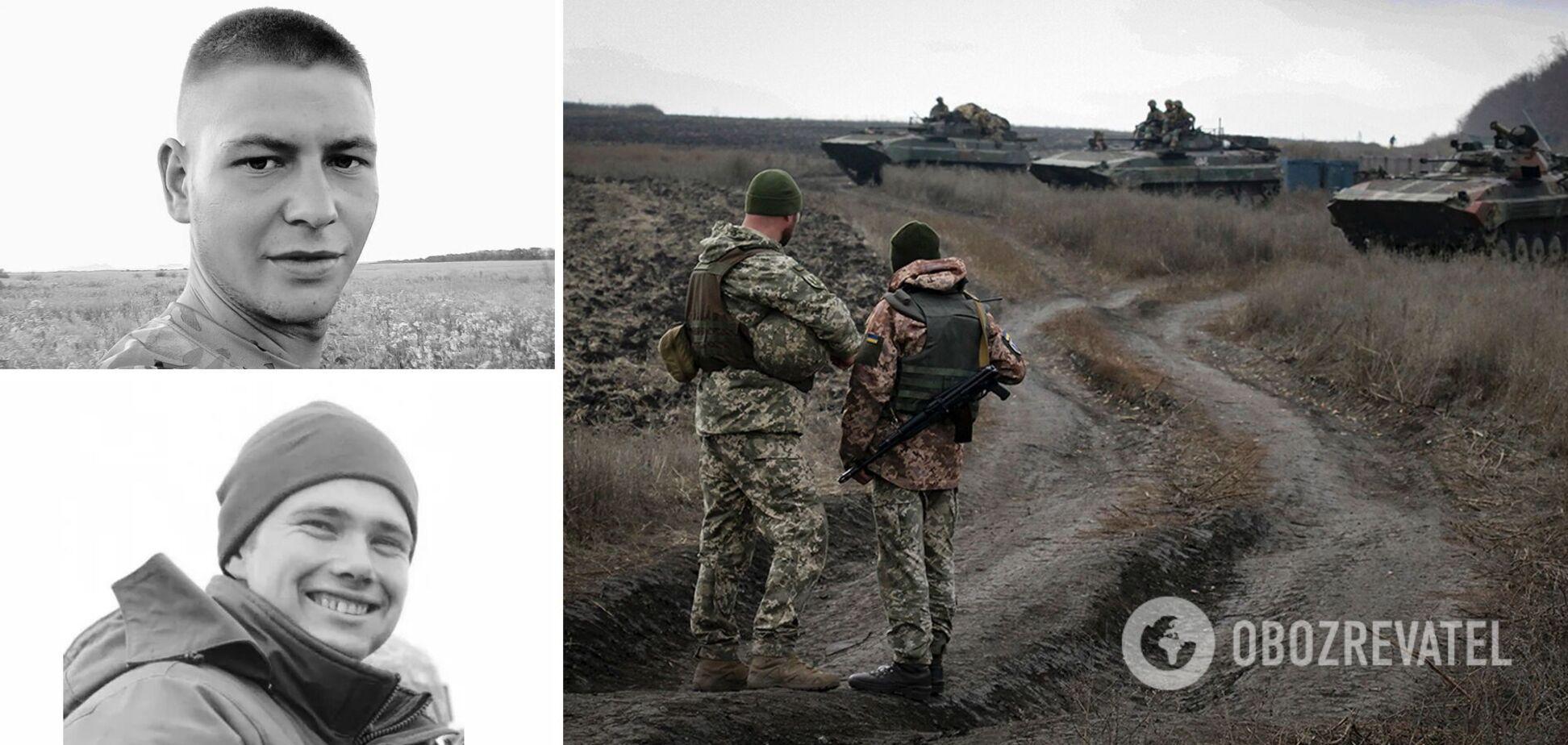 Пішли служити дуже рано, але не повернулися: що відомо про загиблих під Новомихайлівкою українських військових