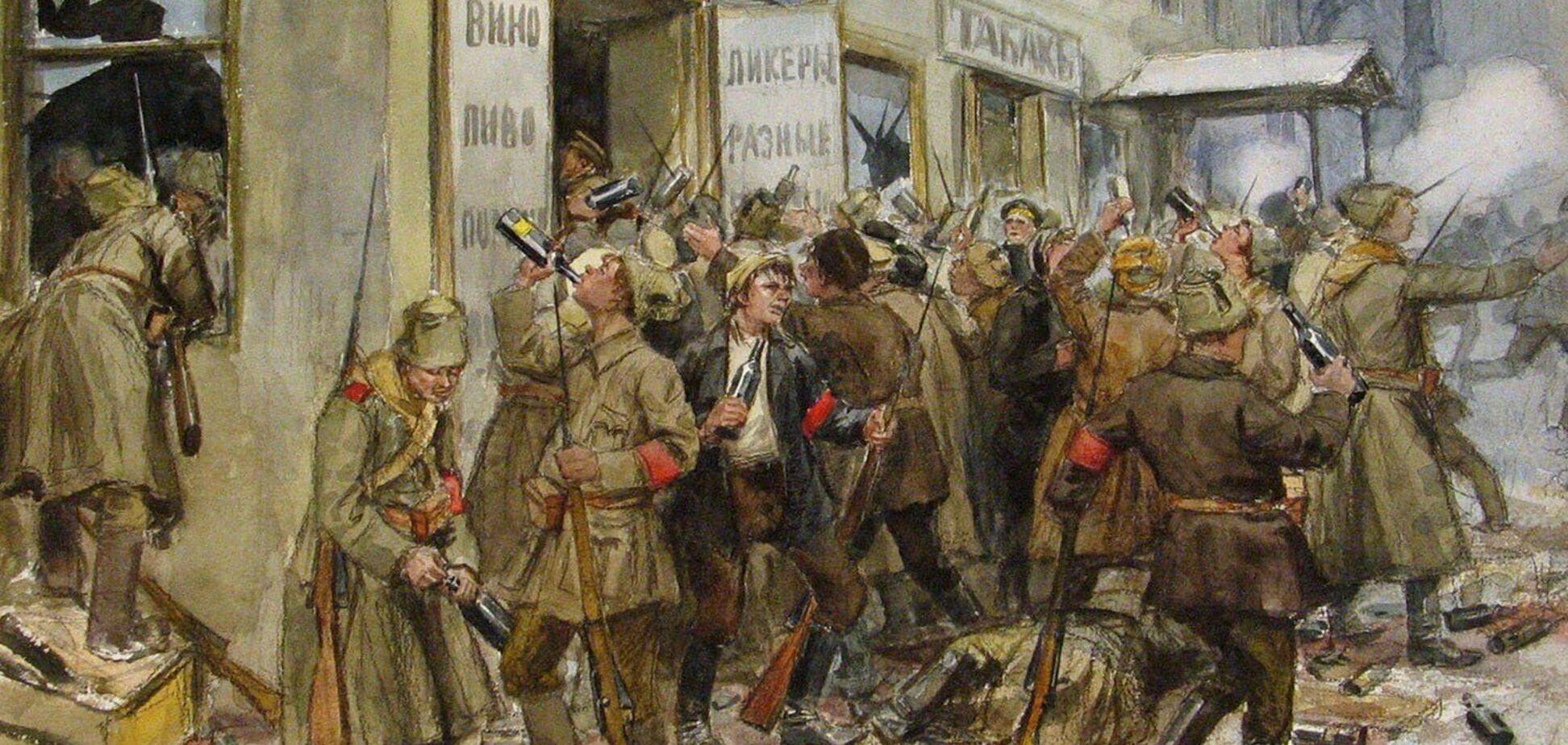 Главные мифы Октябрьского переворота