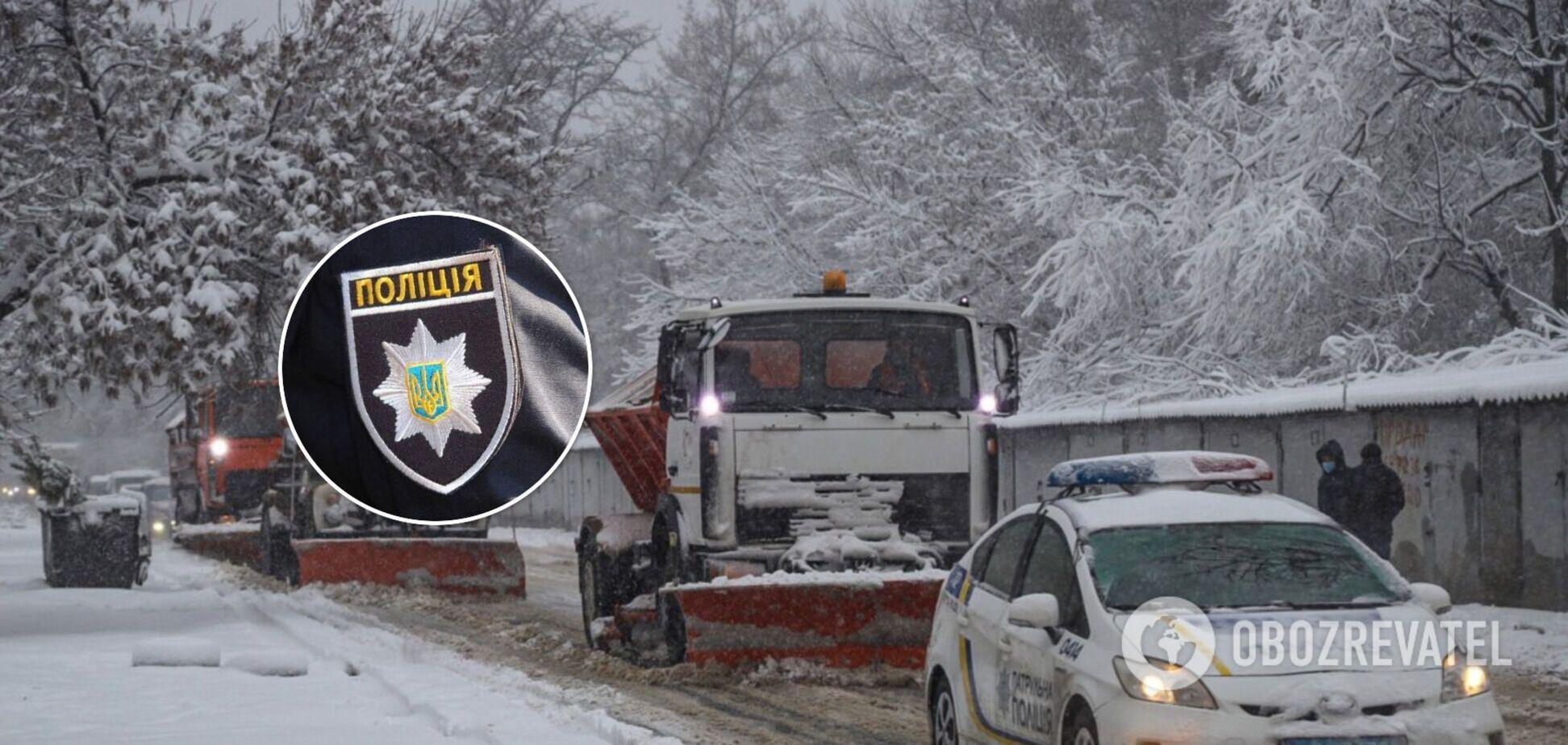 На Винниччине мужчина погиб при расчистке дороги от снега