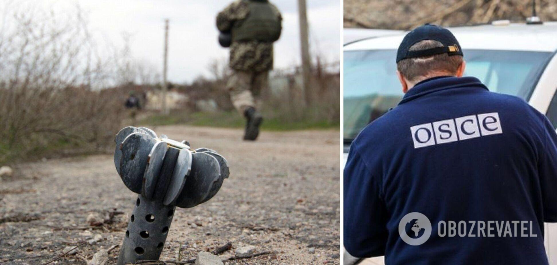 'Л/ДНР' за три дні 374 рази порушили перемир'я на Донбасі – ОБСЄ
