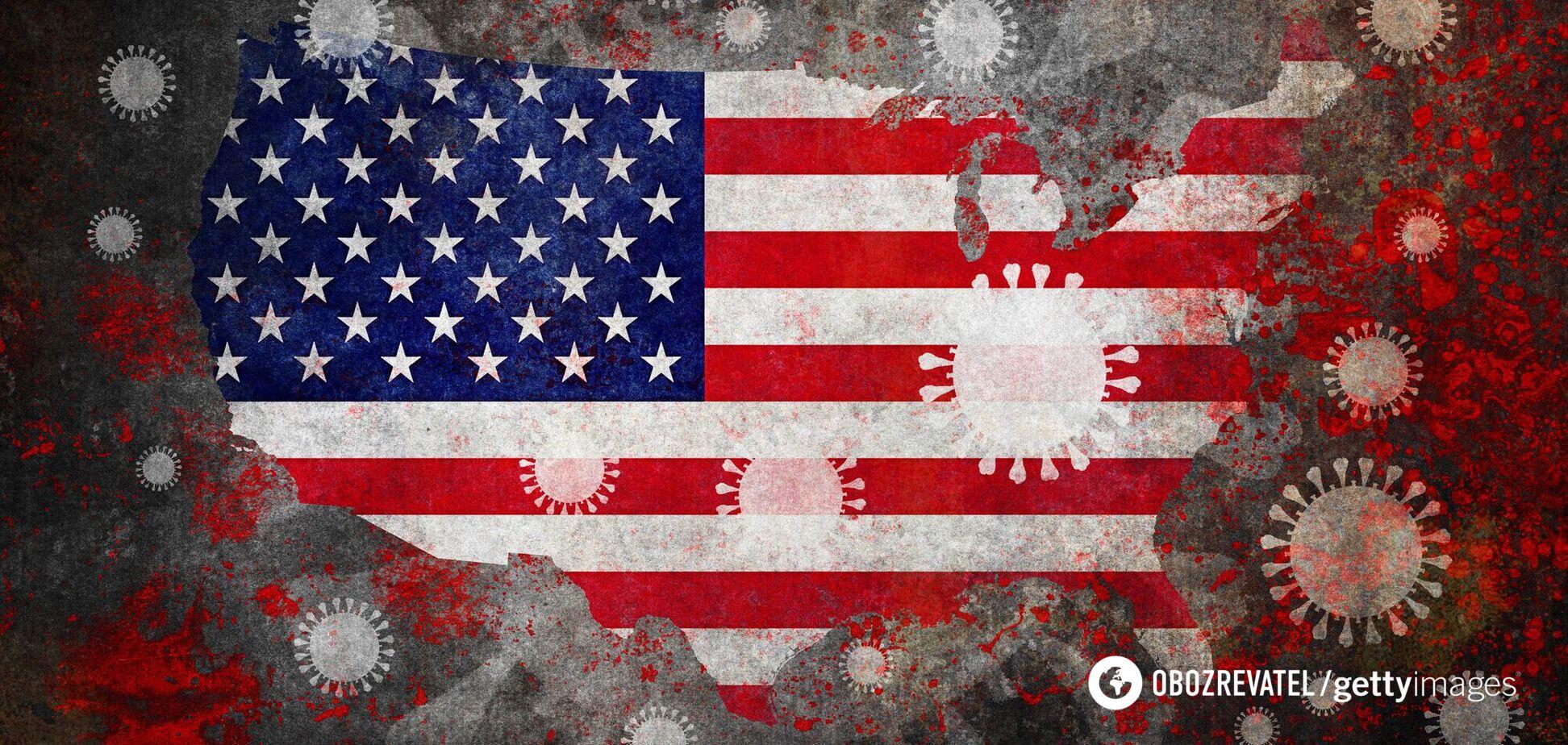Коронавірус у США
