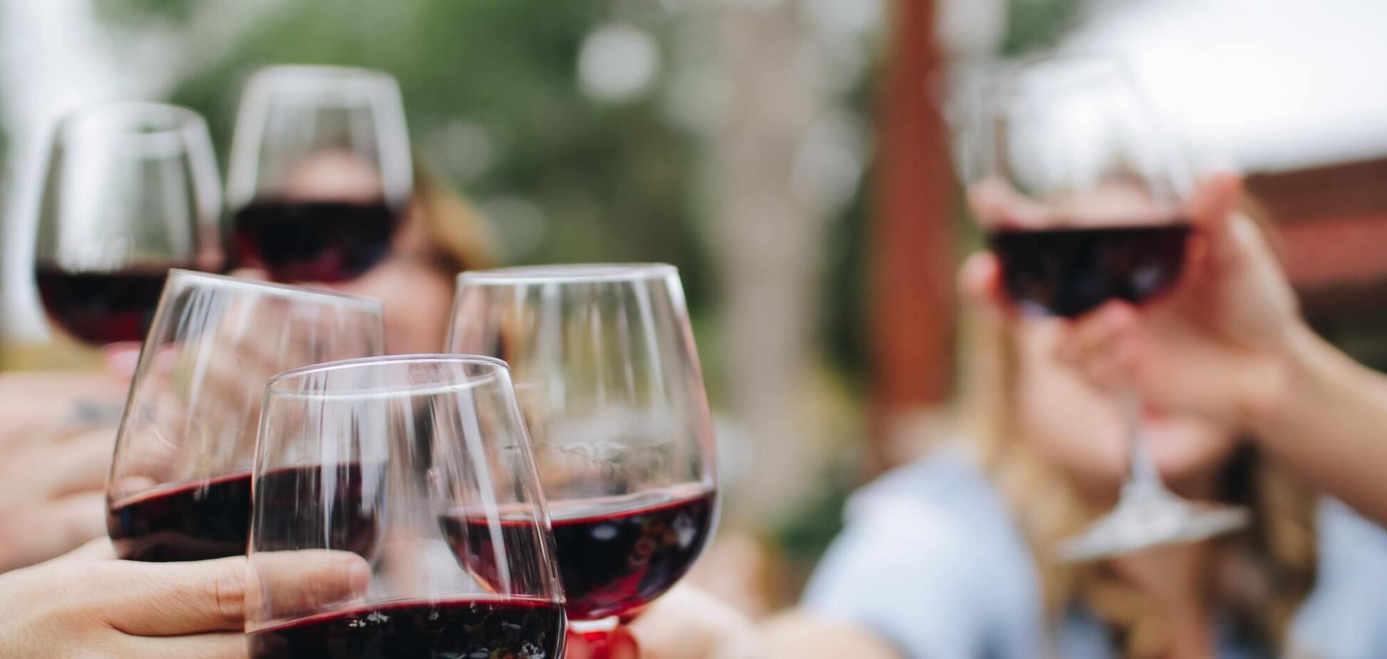 В Україні стартувало масштабне дослідження про вино