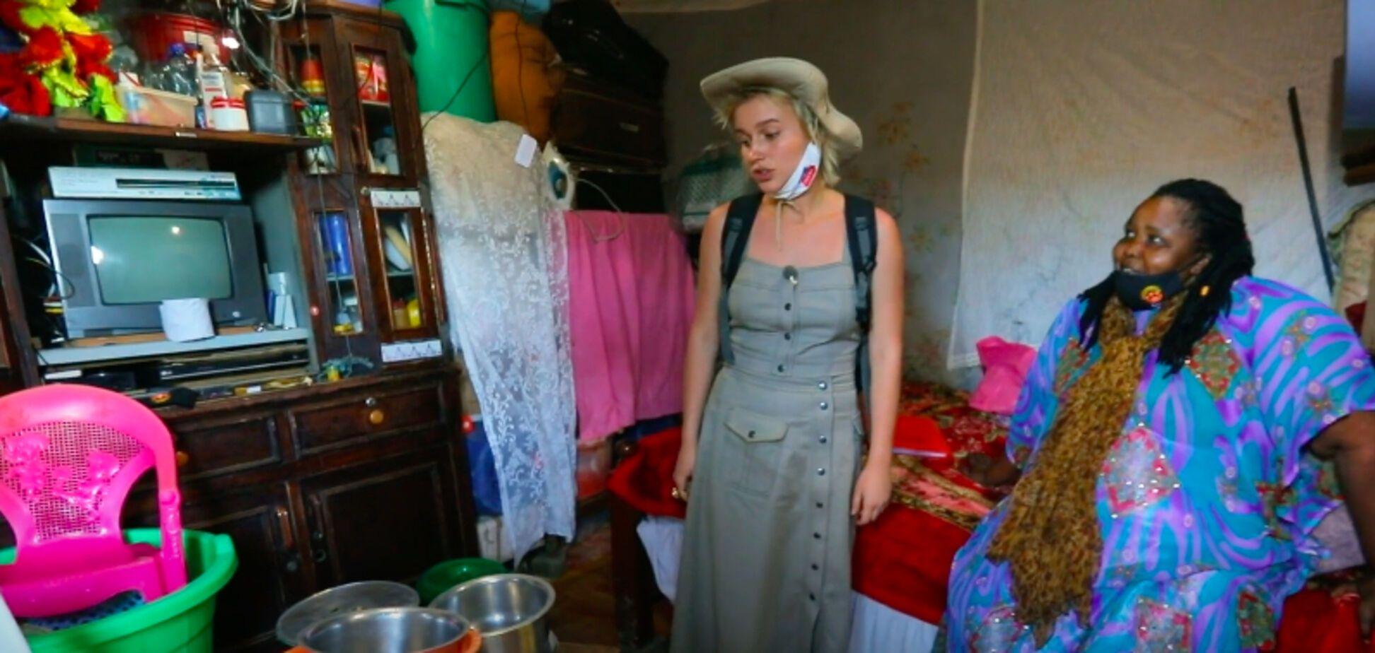 Ведуча 'Орла і Решки' побувала в Кібері