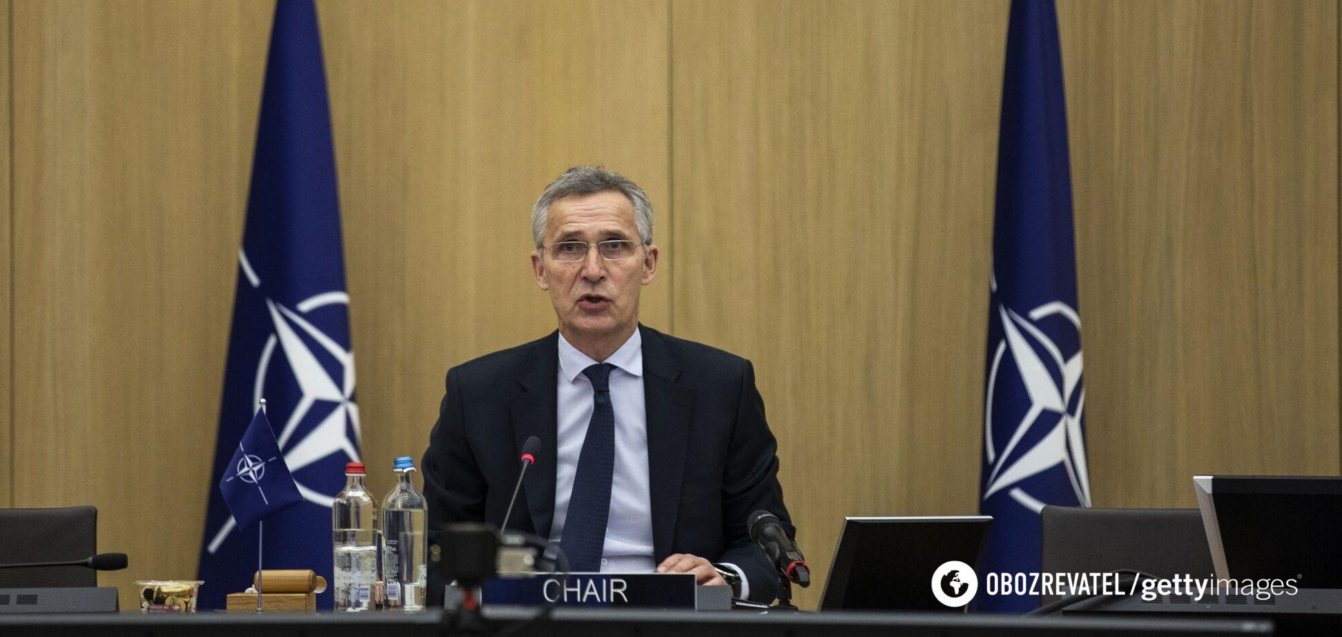 Столтенберг назвал условия, которые приблизят Украину к членству в НАТО