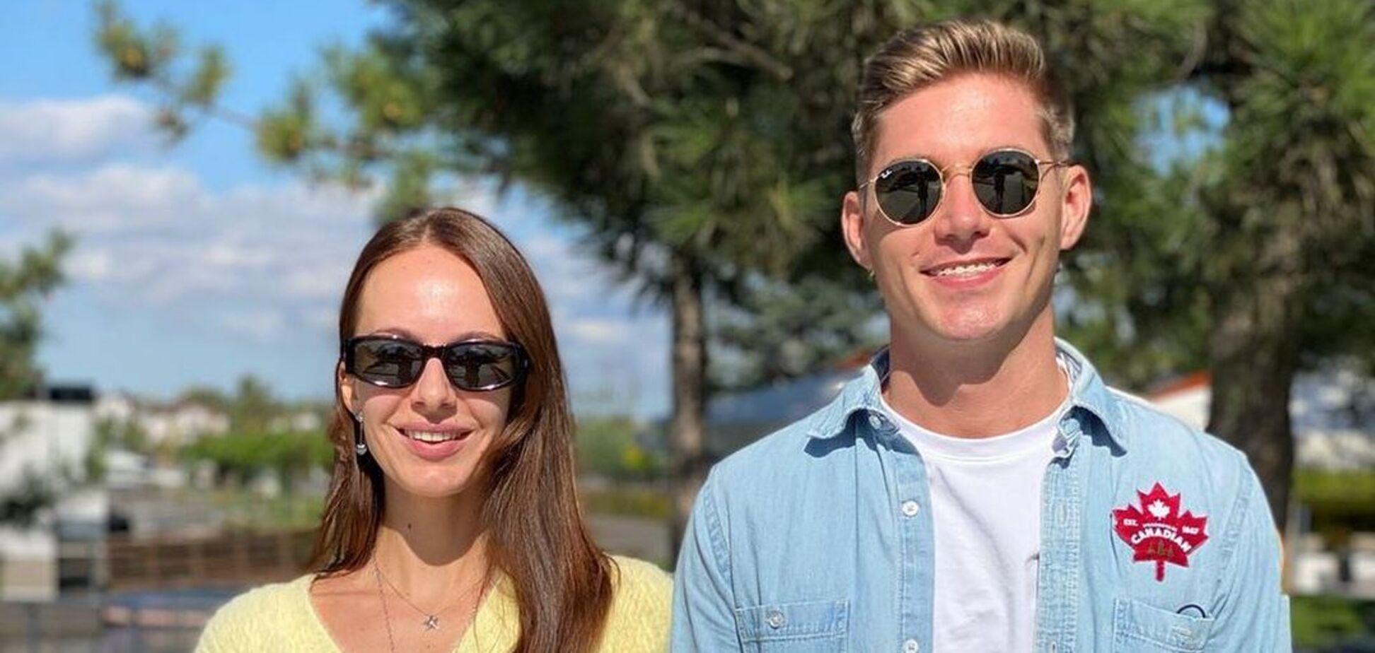 Кристина Горняк и Владимир Остапчук