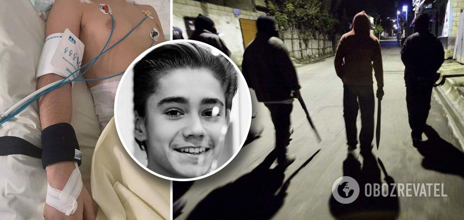Плакал, был нервный срыв: 15-летний украинец, жестоко избитый хулиганами в Париже, дал первые показания