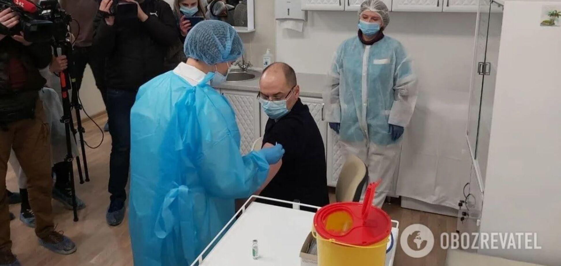 Эпидемиолог оценила публичную вакцинацию Степанова