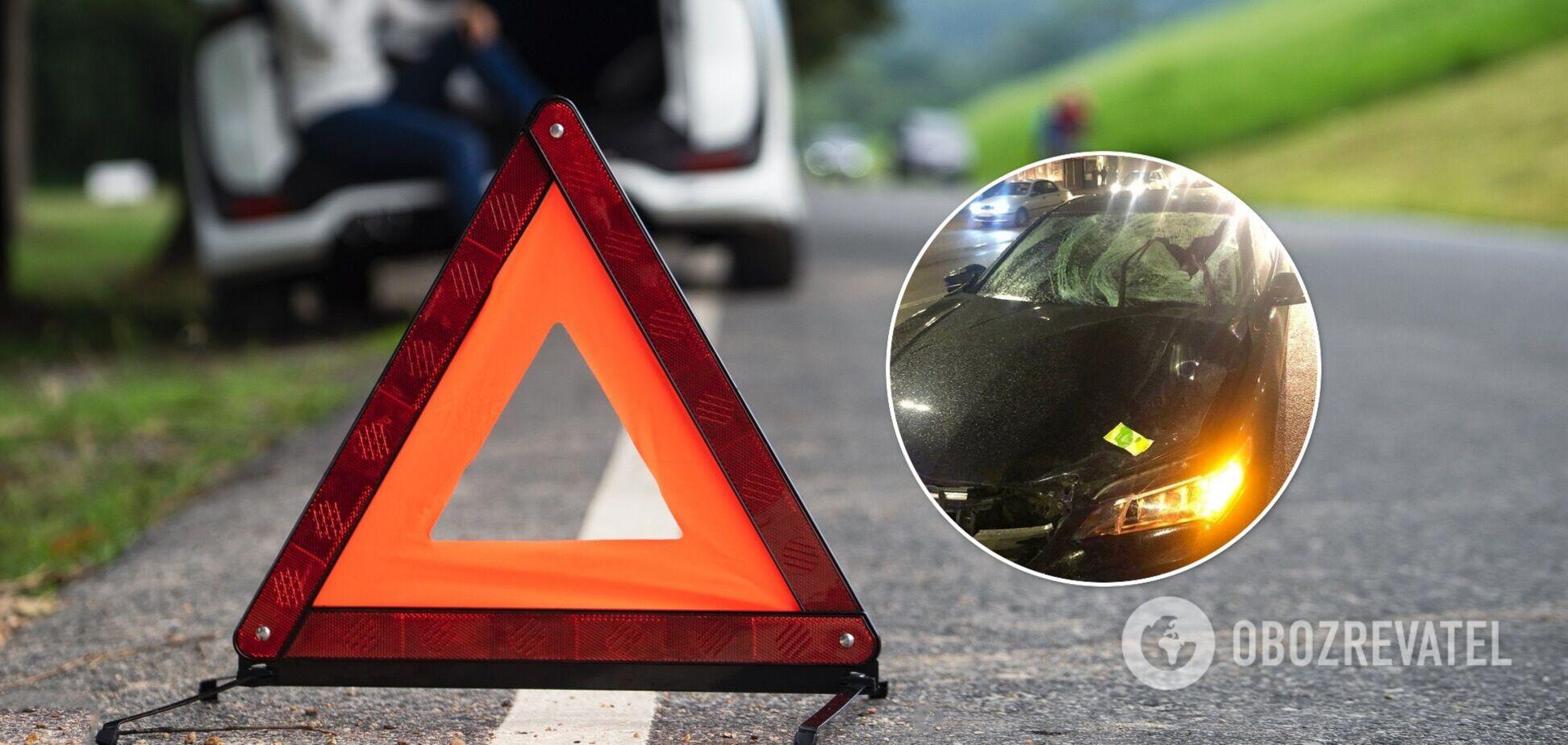 Поліція встановлює обставини аварії