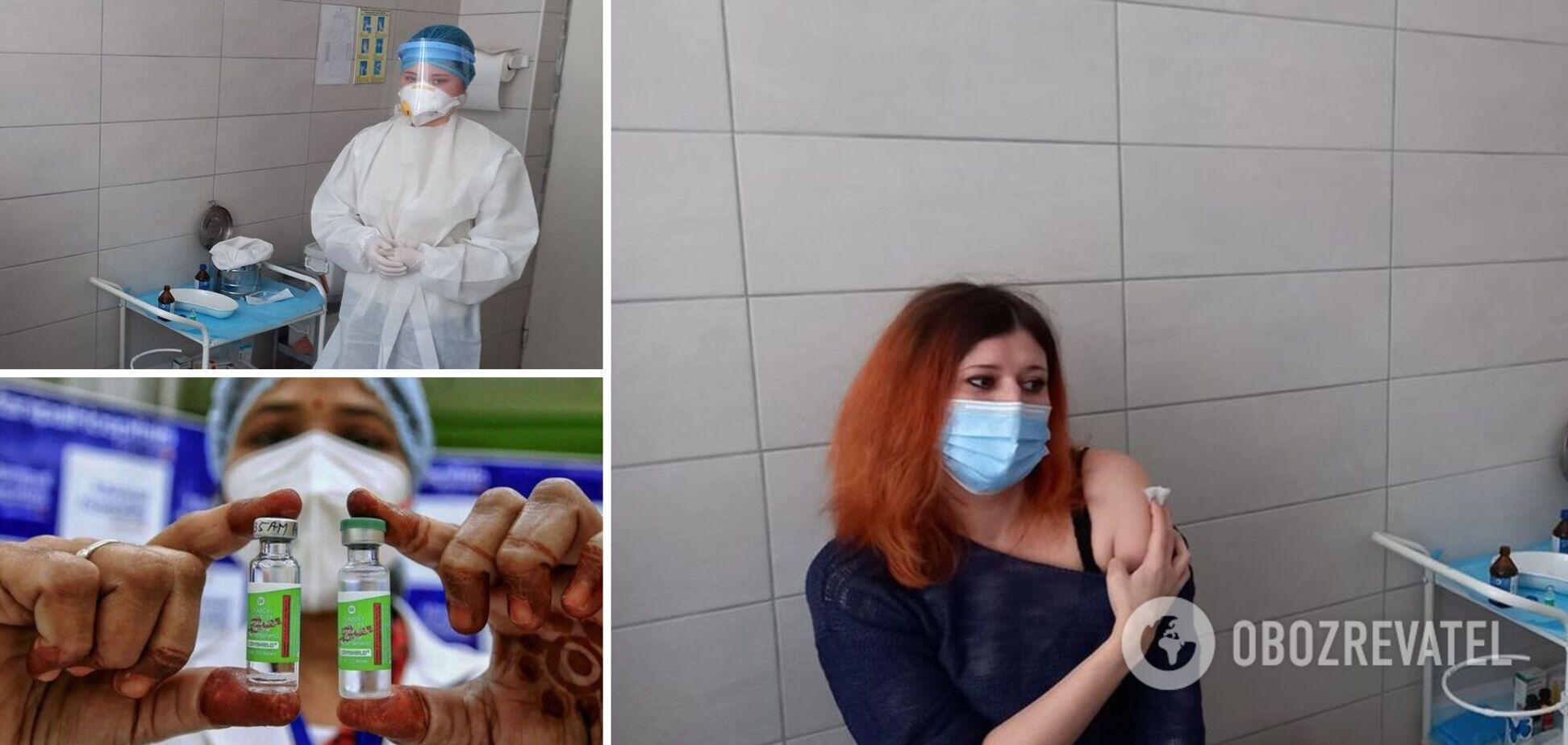 Почему выбрасывают вакцину от COVID-19? Врач рассказала, как сделала 'нестрашную' прививку