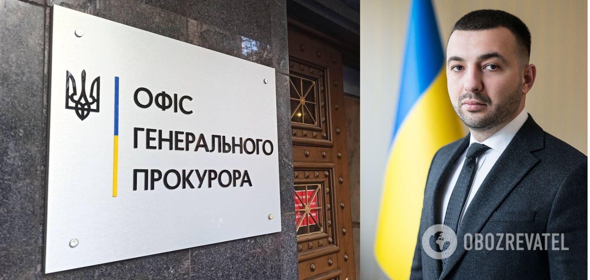 Прокурора Тернопільщини, який вимагав 'клятви вірності' й обзивав колег 'свинями', звільнили