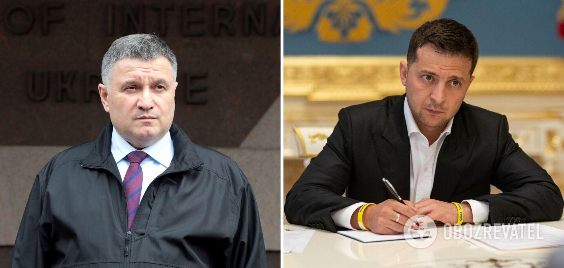 Аваков – о действиях Зеленского против Медведчука и Путина: это его убеждения