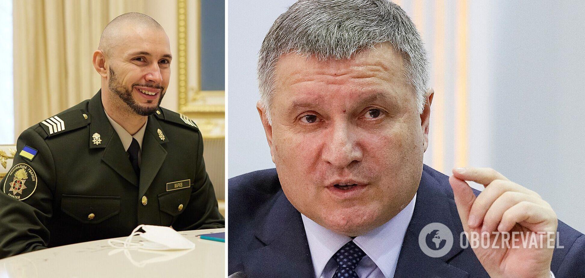 Аваков – об освобождении Маркива: он для нас – 'капитан Америка'