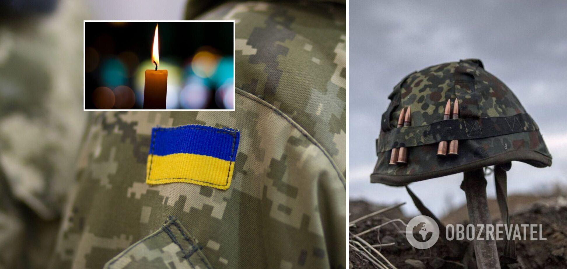 На Вінниччині провели в останню путь загиблого на Донбасі воїна. Фото