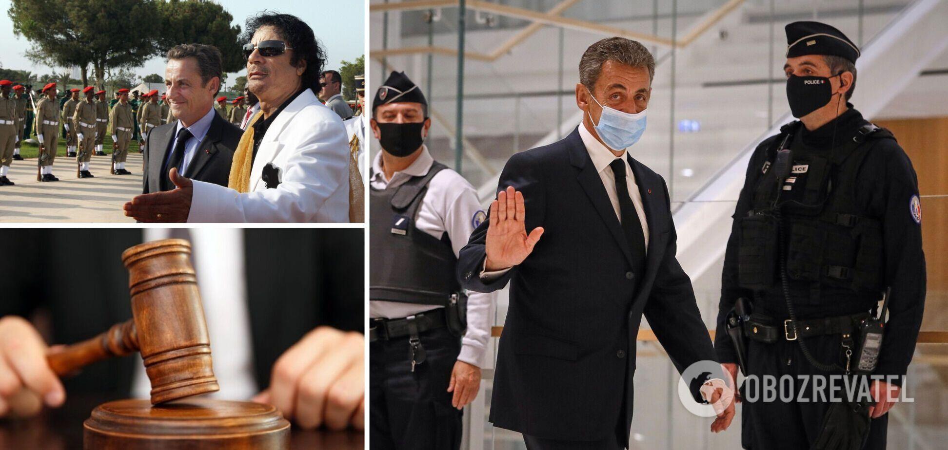 Саркозі став першим засудженим експрезидентом Франції: за що вирок і що на нього чекає