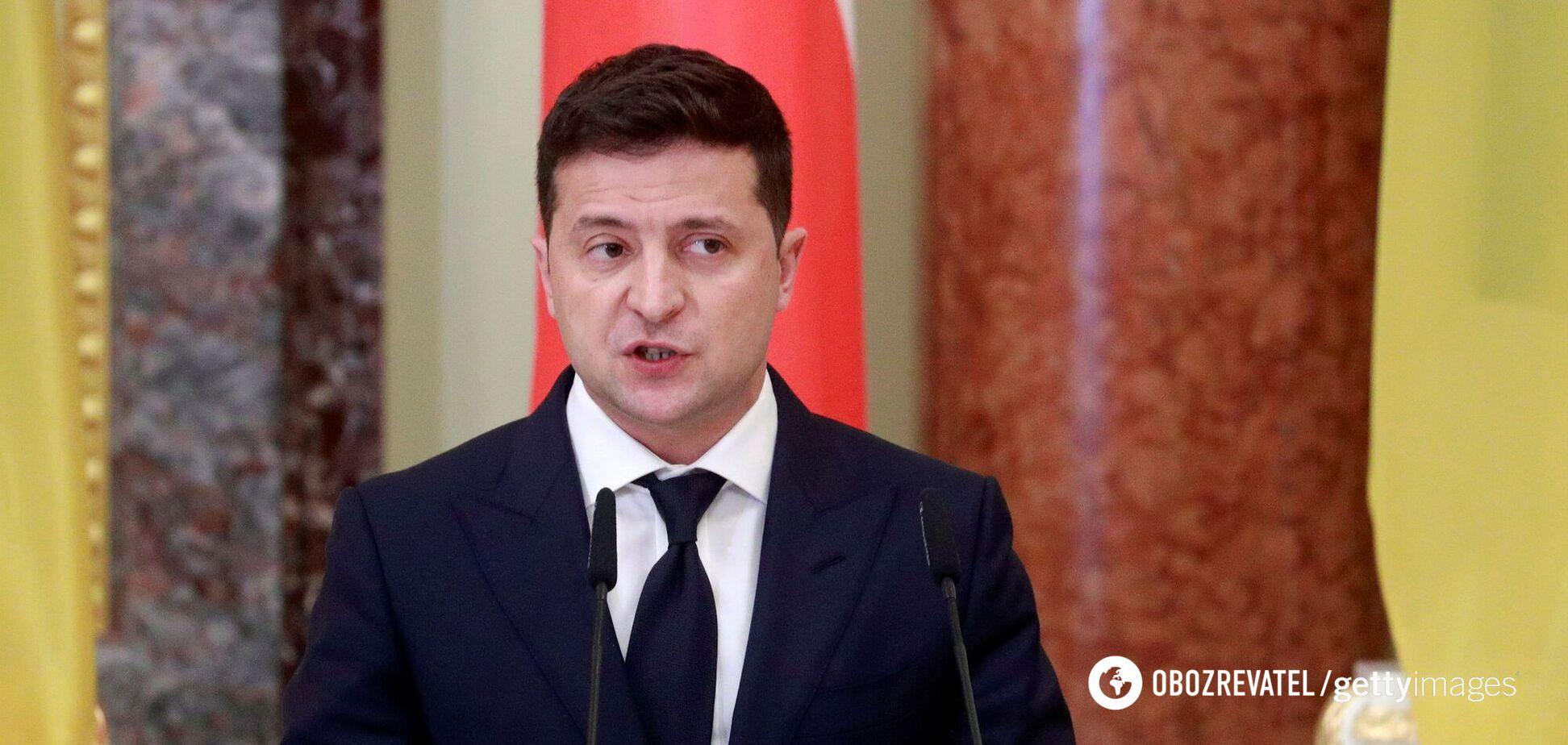 Зеленський пообіцяв суди без 'грошей у конверті' та розповів про реформи