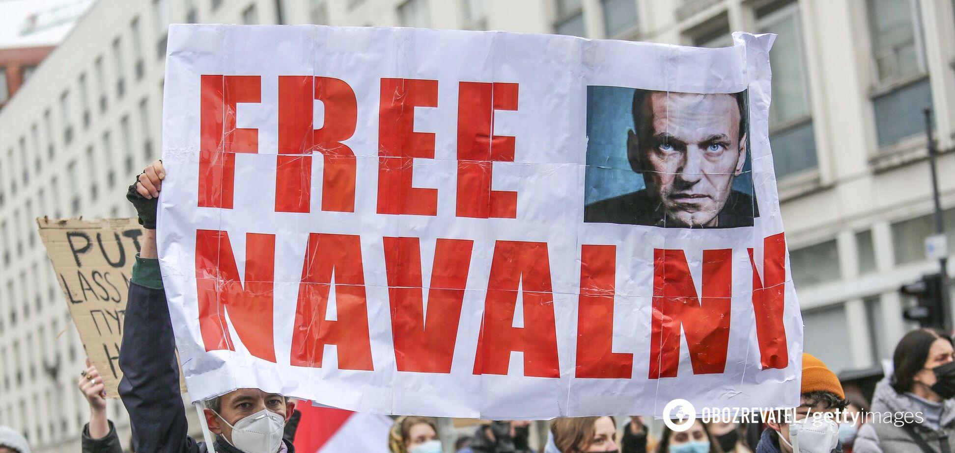 Російський опозиціонер Олексій Навальний засуджений