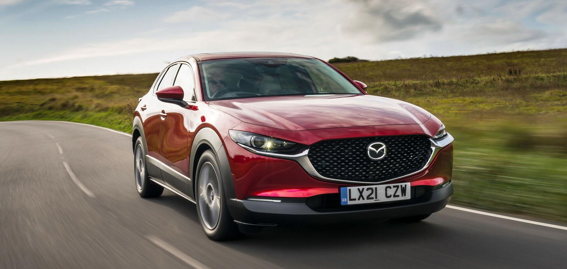 Mazda3 та CX-30 отримають новий високотехнологічний мотор