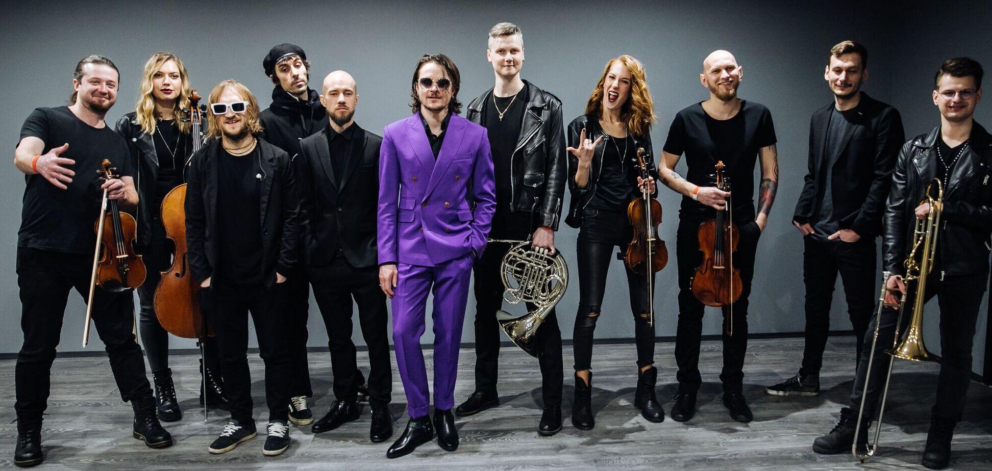 O.Torvald вышли на сцену Stereo Plaza вместе с VP Orchestra
