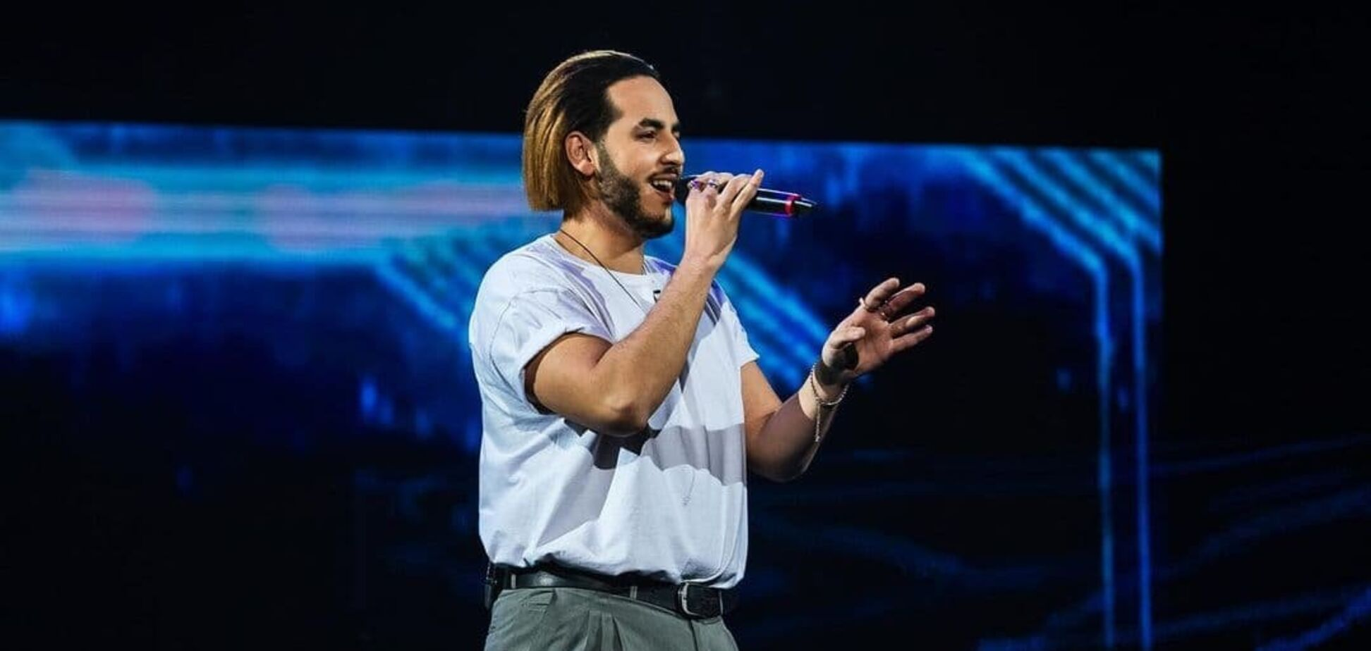 Нарам Мумни спел на 'Голосі країни-11'