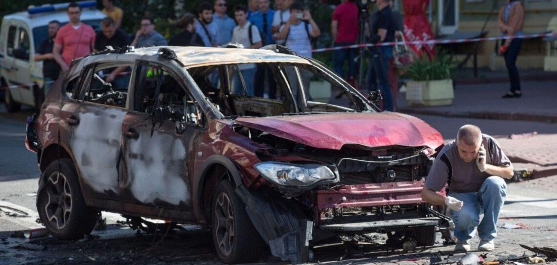 Аваков ответил на вопрос о нестыковках в расследовании убийства Шеремета