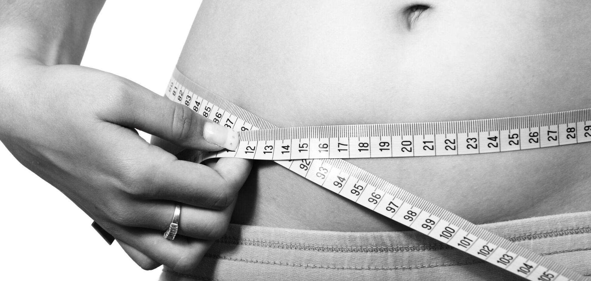 Набір ваги відбувається внаслідок сповільненого метаболізму