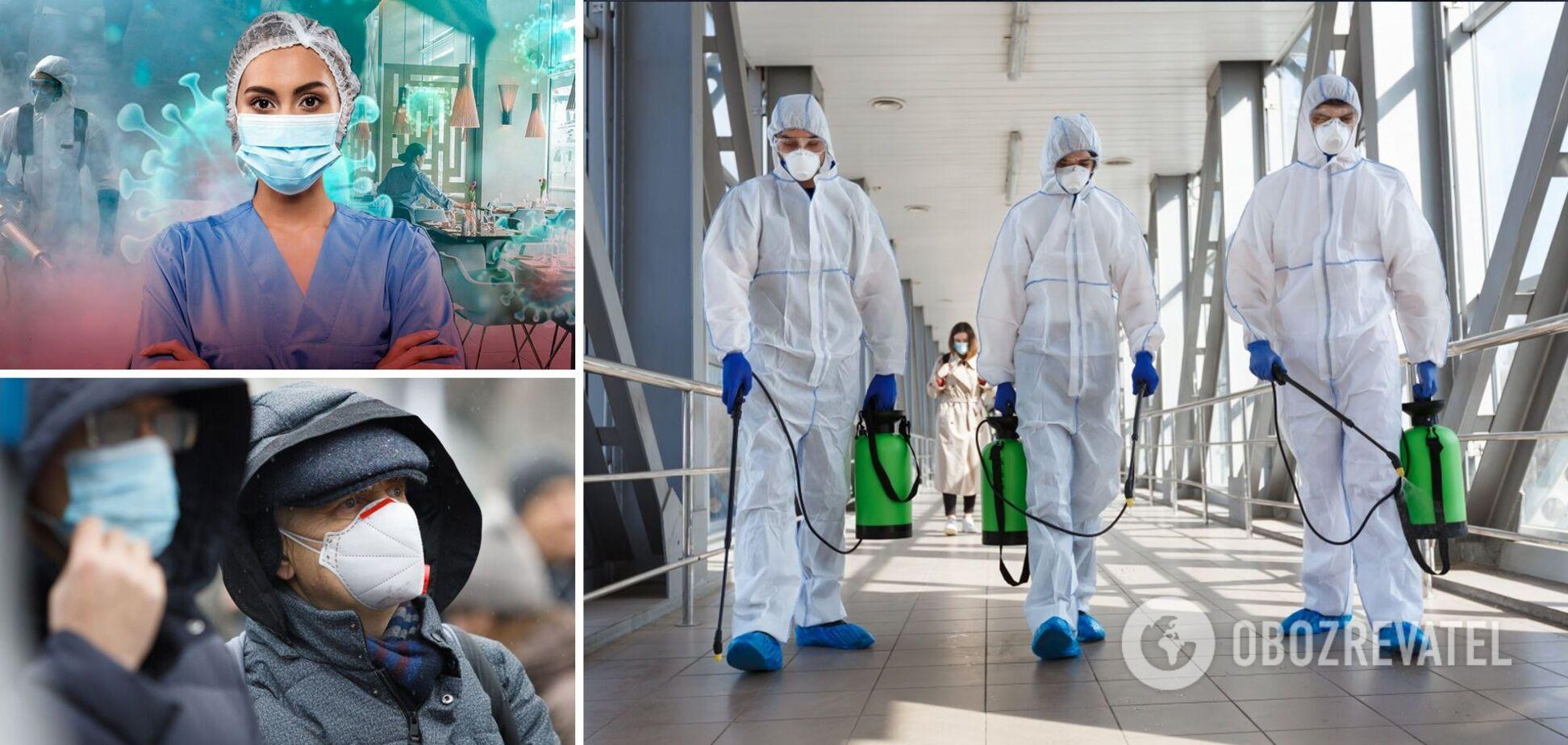 Украинцы болеют коронавирусом по второму и третьему разу: кто в зоне риска и как спастись