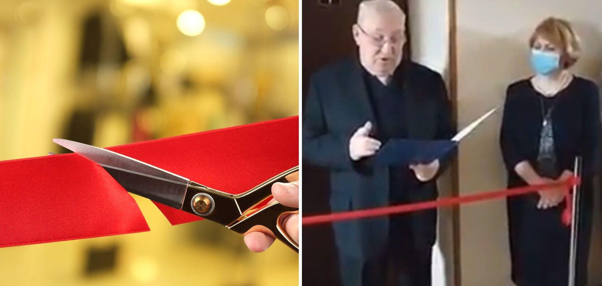 У Києві ЗВО, який потрапив у скандал із туалетом, не побачив в урочистостях нічого злочинного