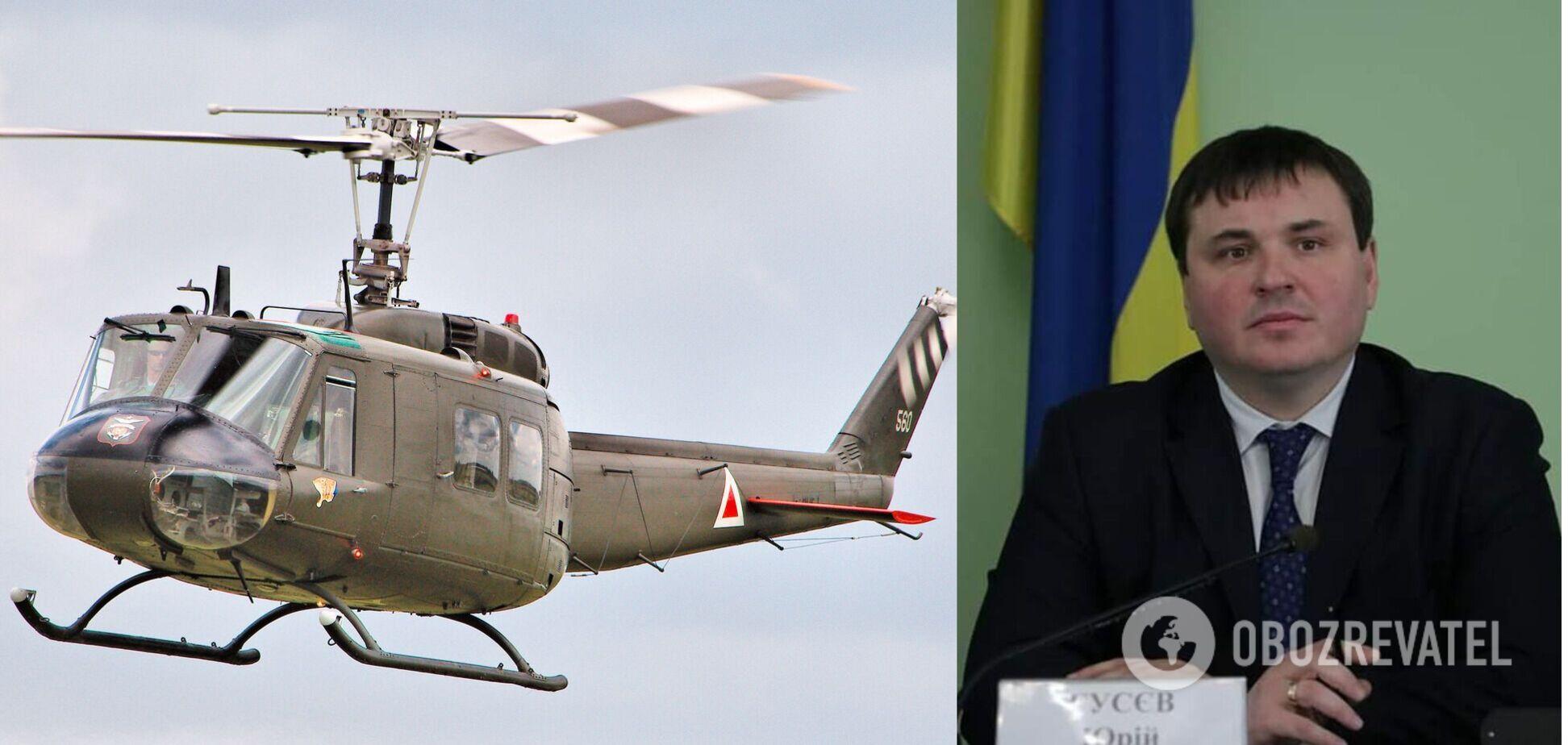 Міжнародний скандал з гендиректором 'Укроборонпрому': вигадані люди, фантомні вертольоти, кілотонни брехні