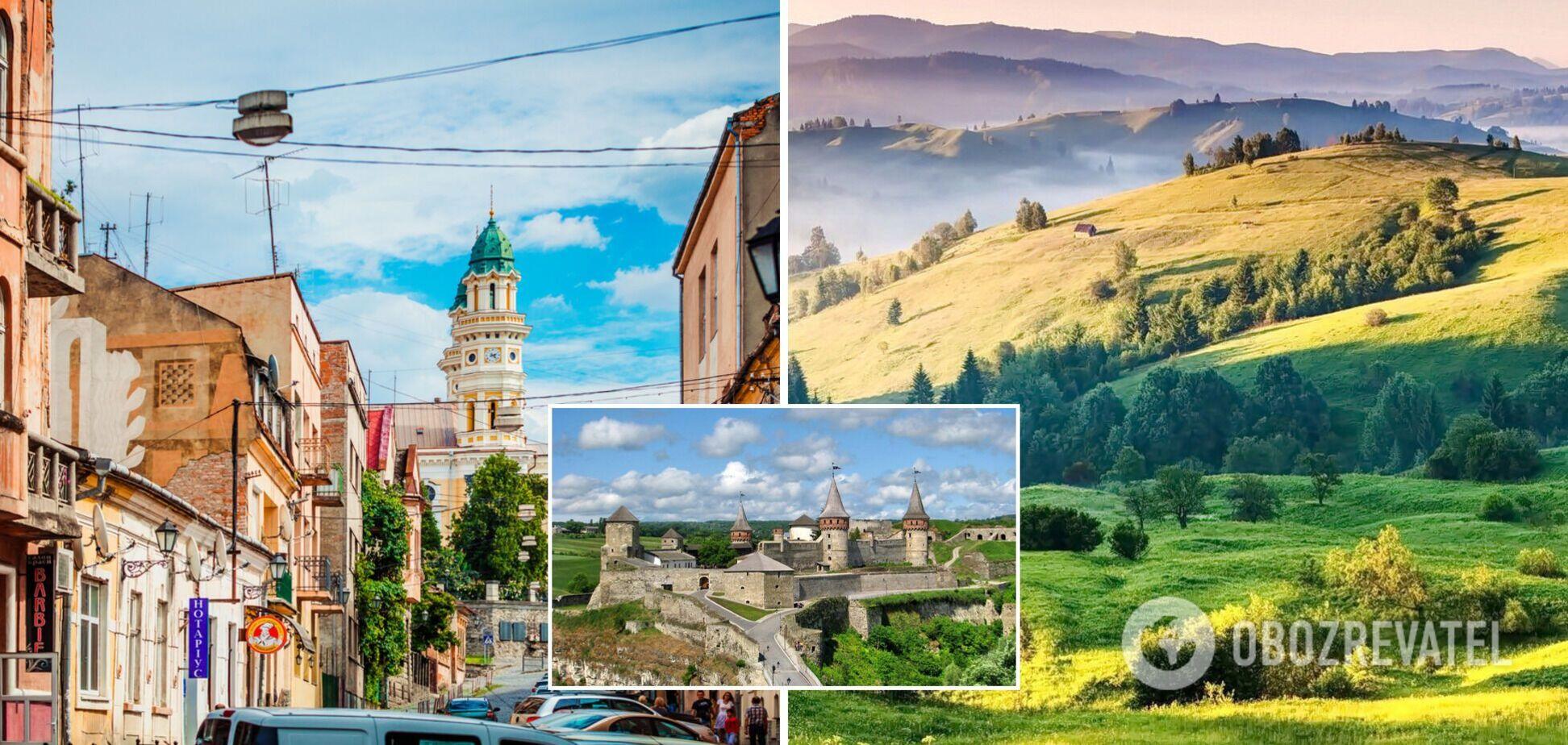 Куда поехать весной: лучшие направления и актуальные цены по Украине
